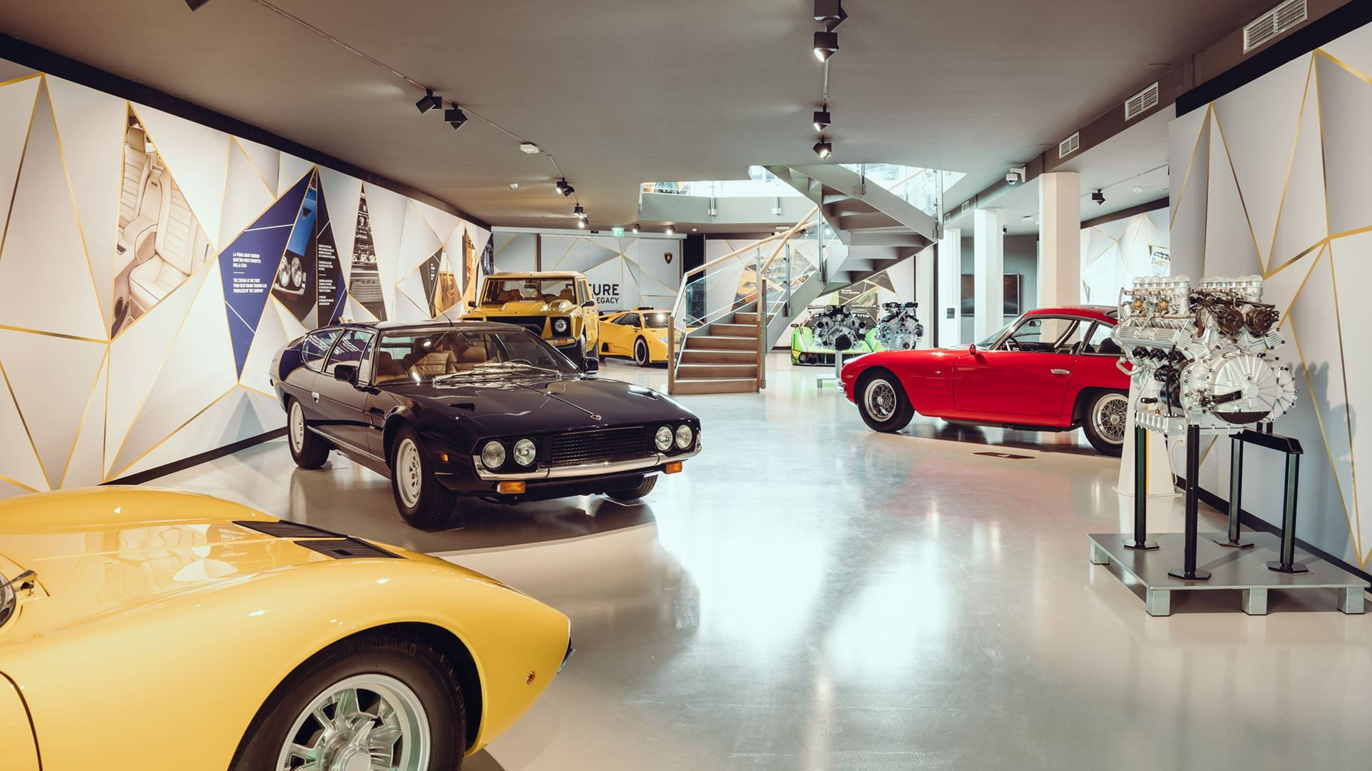 Automobili Lamborghini: The MUDETEC reopens its doors with a new exhibition around innovation and tradition - Image 7