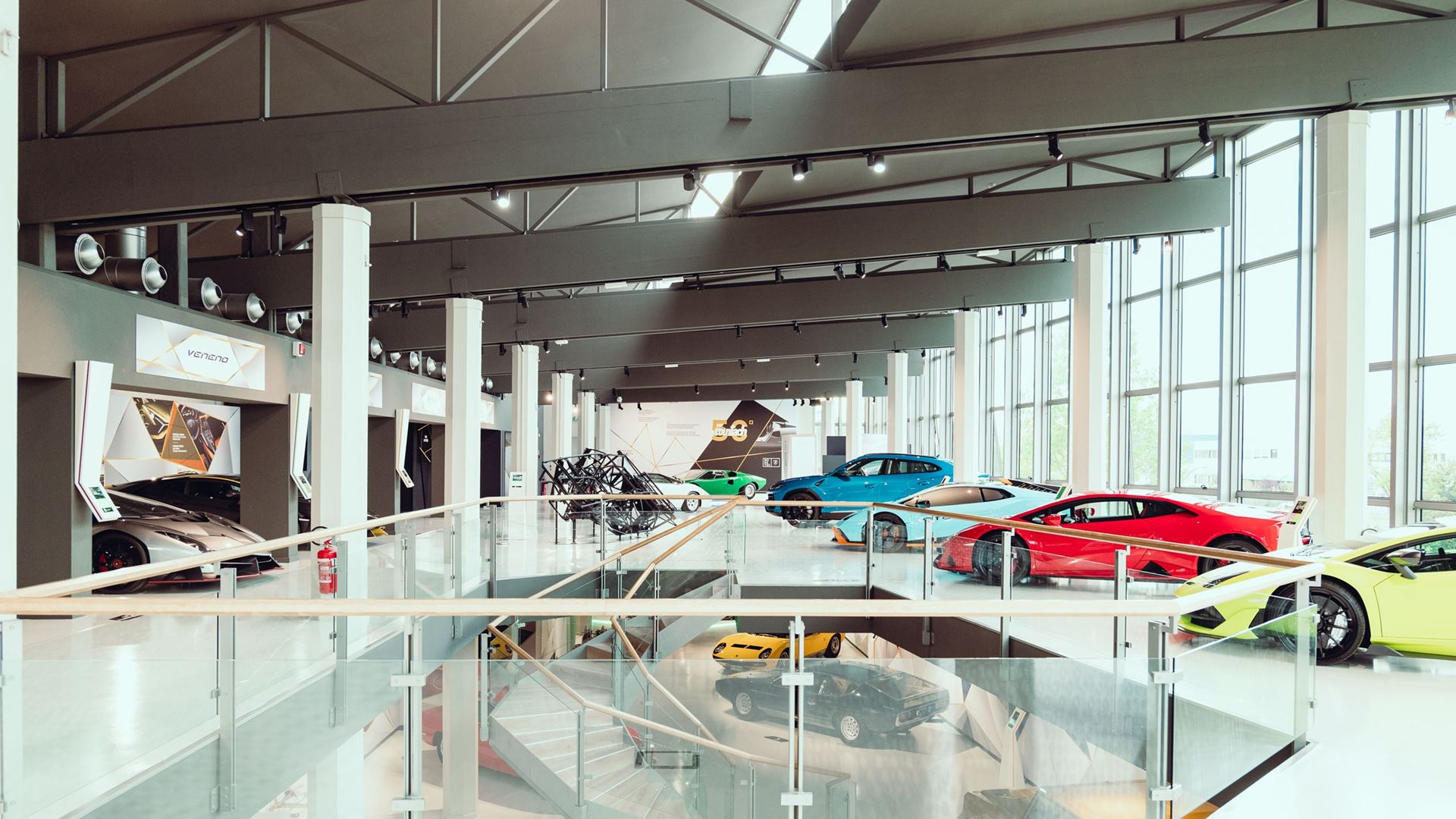 Automobili Lamborghini: The MUDETEC reopens its doors with a new exhibition around innovation and tradition - Image 5