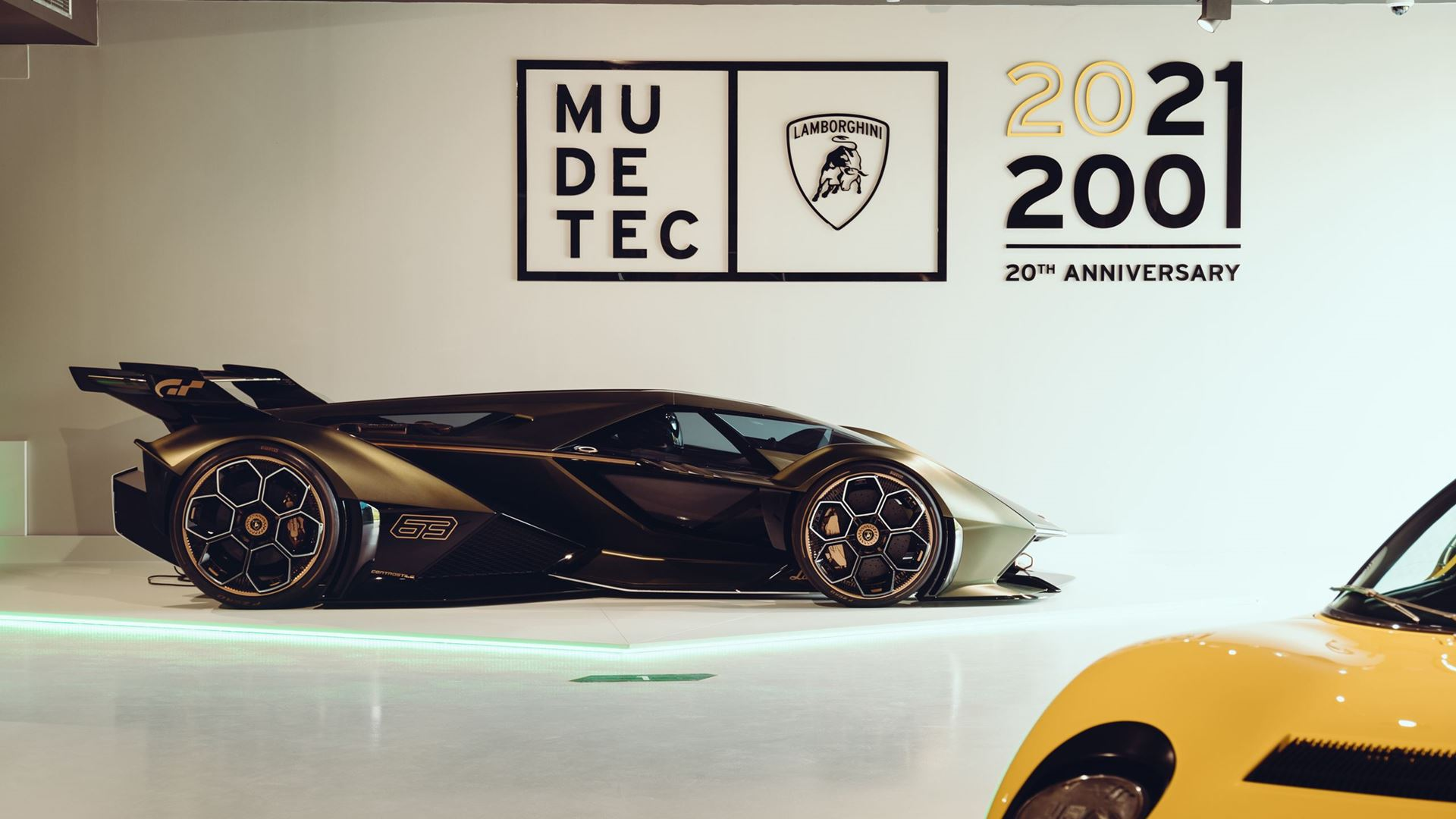 Automobili Lamborghini: The MUDETEC reopens its doors with a new exhibition around innovation and tradition - Image 8