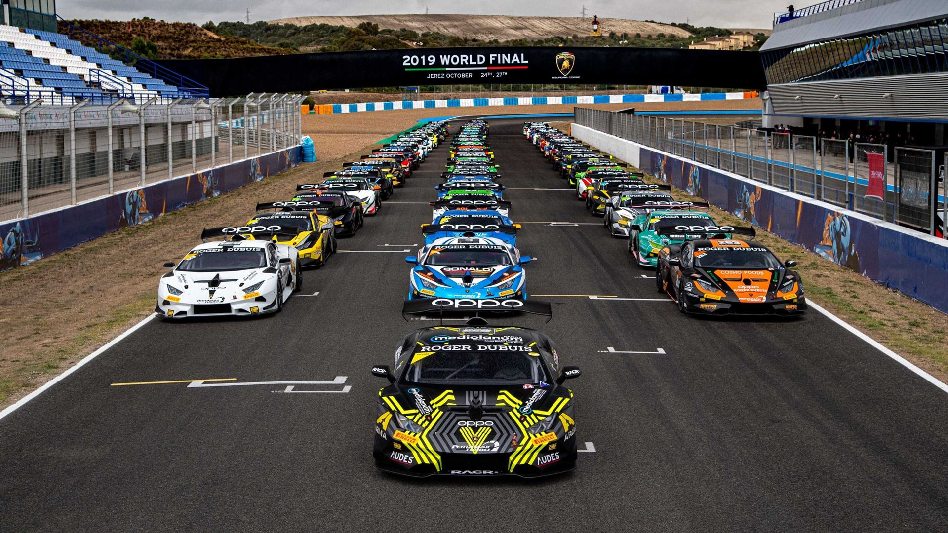 #Focu5on: the 5 things you don't know about Lamborghini Super Trofeo - Image 2