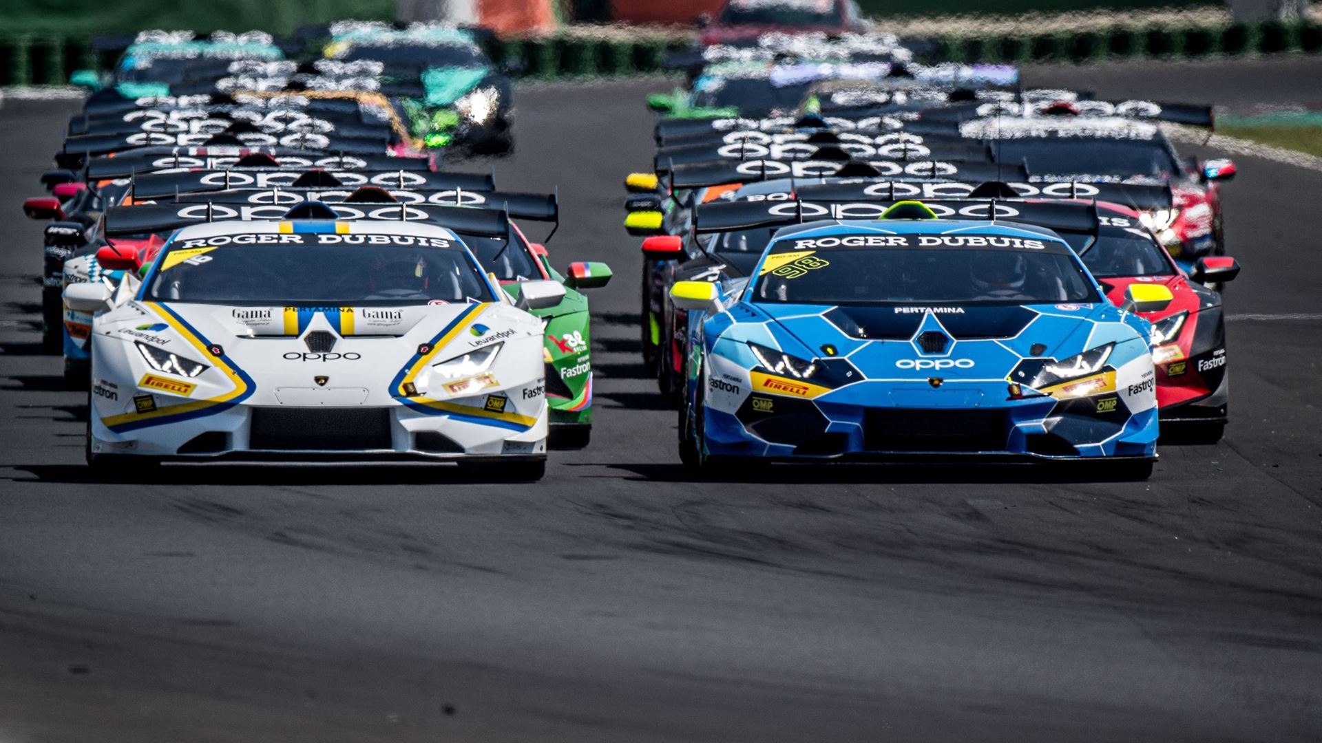 #Focu5on: the 5 things you don't know about Lamborghini Super Trofeo - Image 7