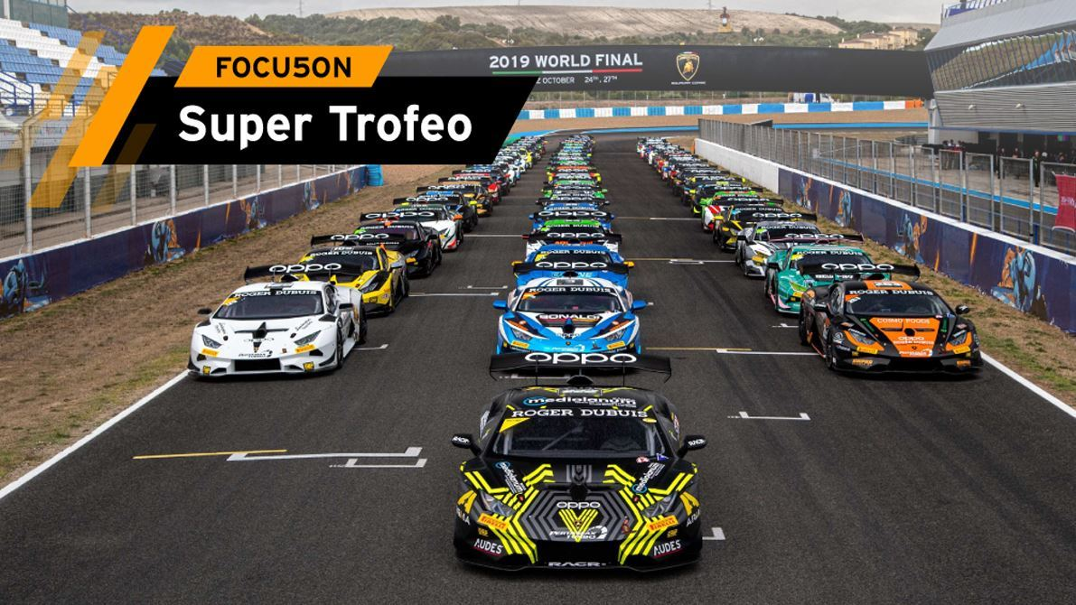 #Focu5on: the 5 things you don't know about Lamborghini Super Trofeo - Image 8