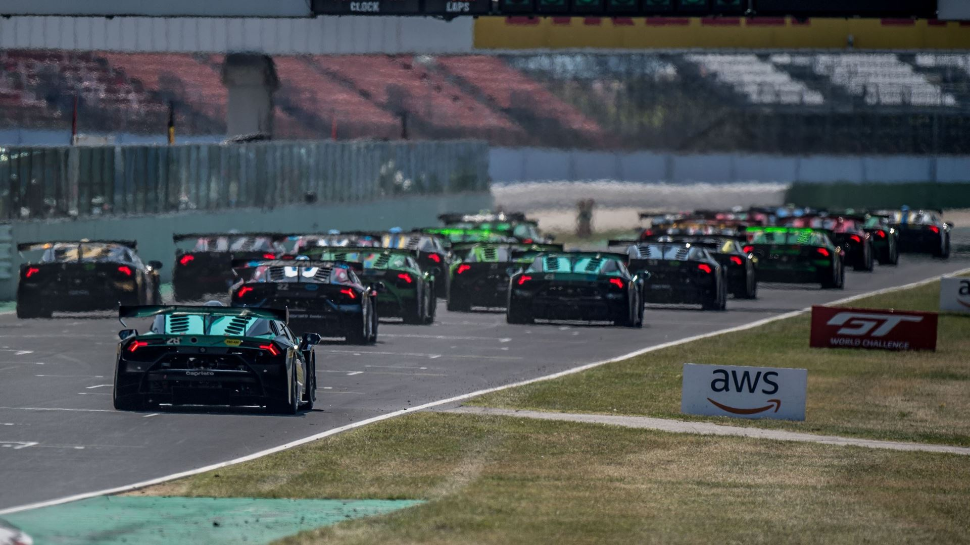 #Focu5on: the 5 things you don't know about Lamborghini Super Trofeo - Image 3