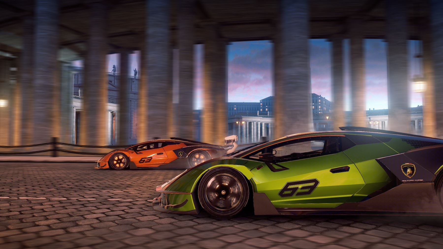Lamborghini makes its debut in the Asphalt 9: Legends video game with the Essenza SCV12 - Image 3