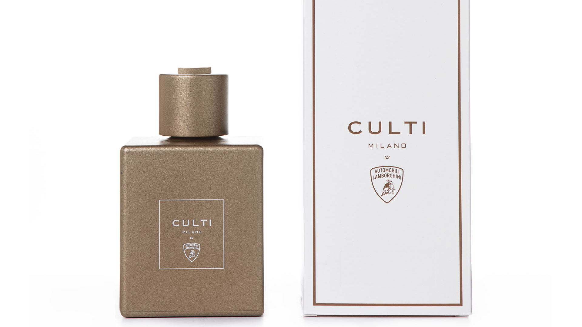 The first olfactory Automobili Lamborghini branding project signed by Culti Milano - Image 1