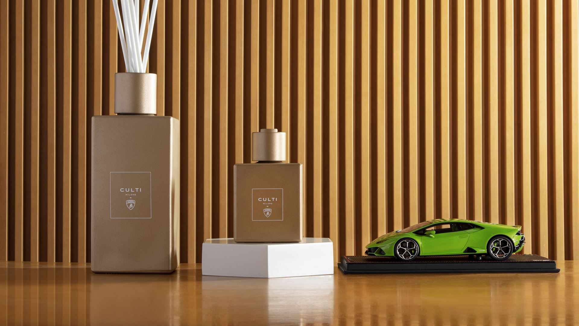 The first olfactory Automobili Lamborghini branding project signed by Culti Milano - Image 4