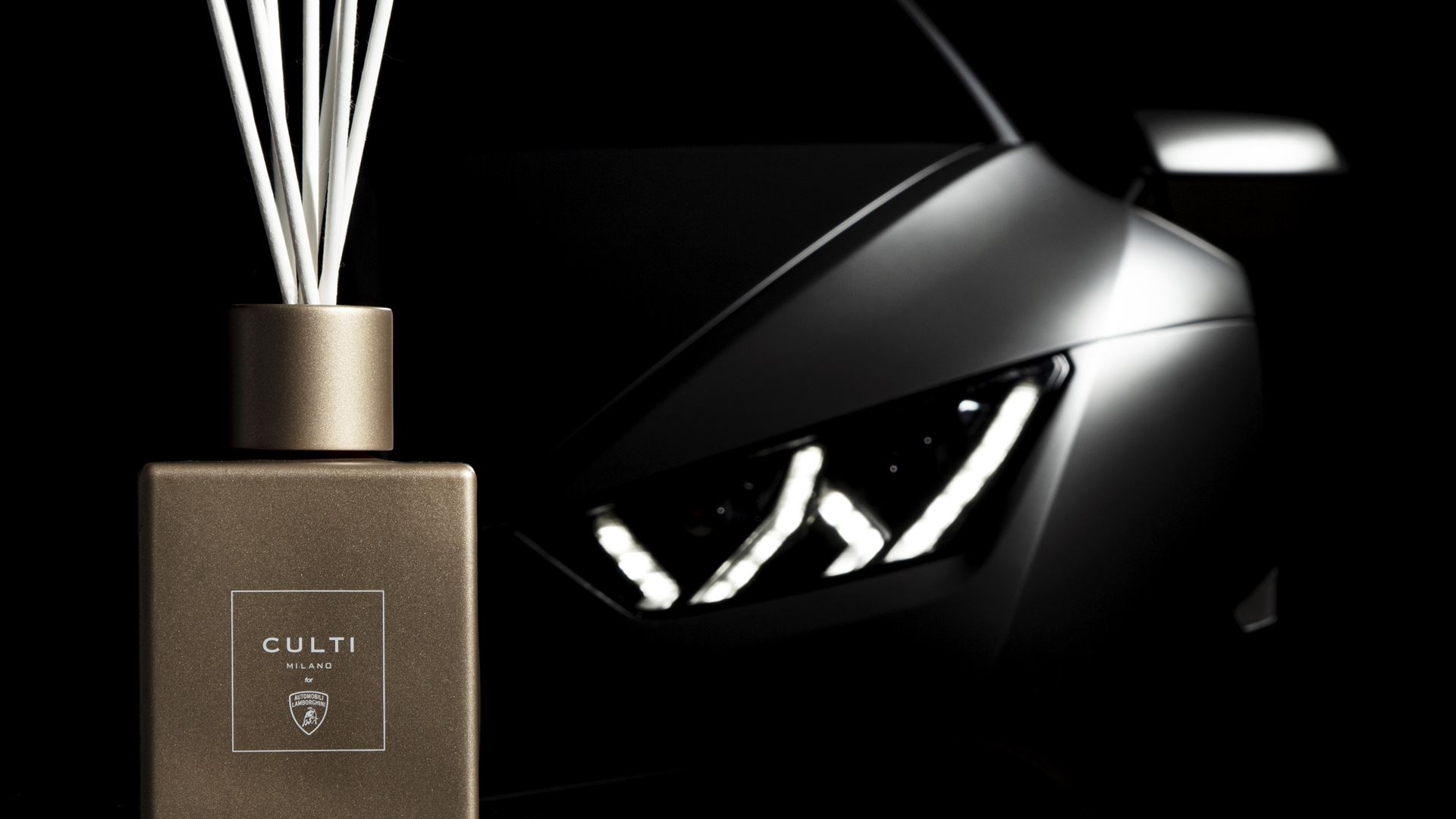 The first olfactory Automobili Lamborghini branding project signed by Culti Milano - Image 8