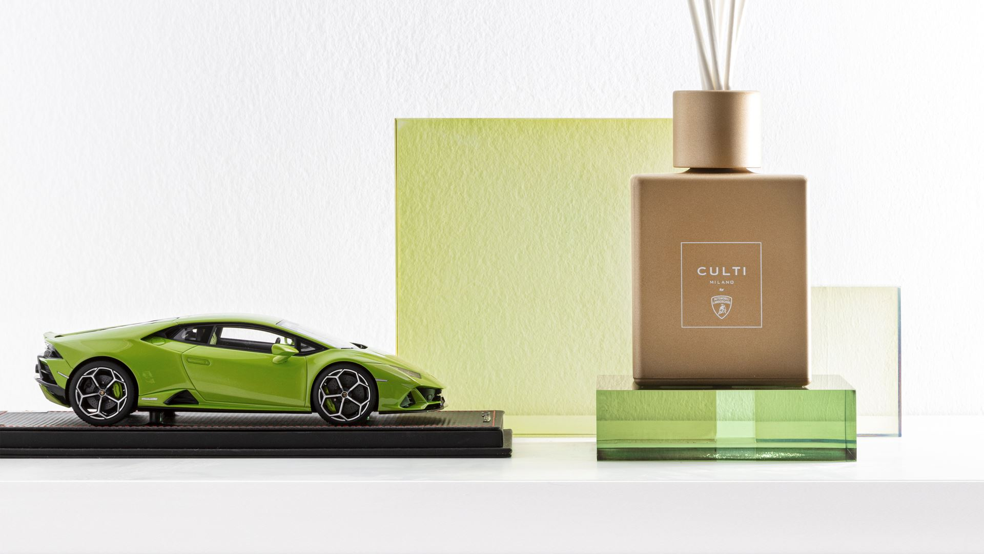 The first olfactory Automobili Lamborghini branding project signed by Culti Milano - Image 6