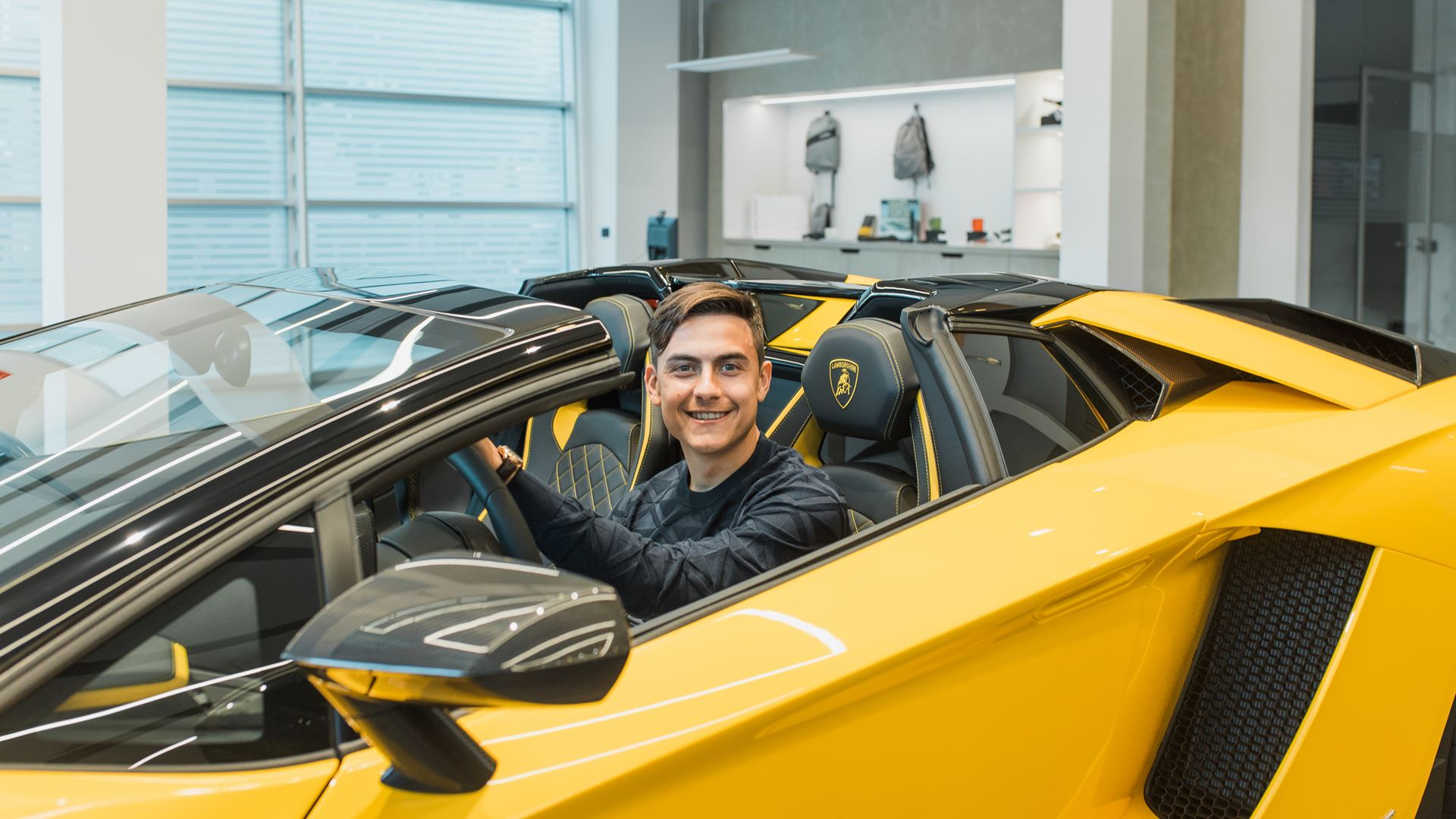 Football Star Paulo Dybala Celebrates 100th Goal with a New Lamborghini - Image 4
