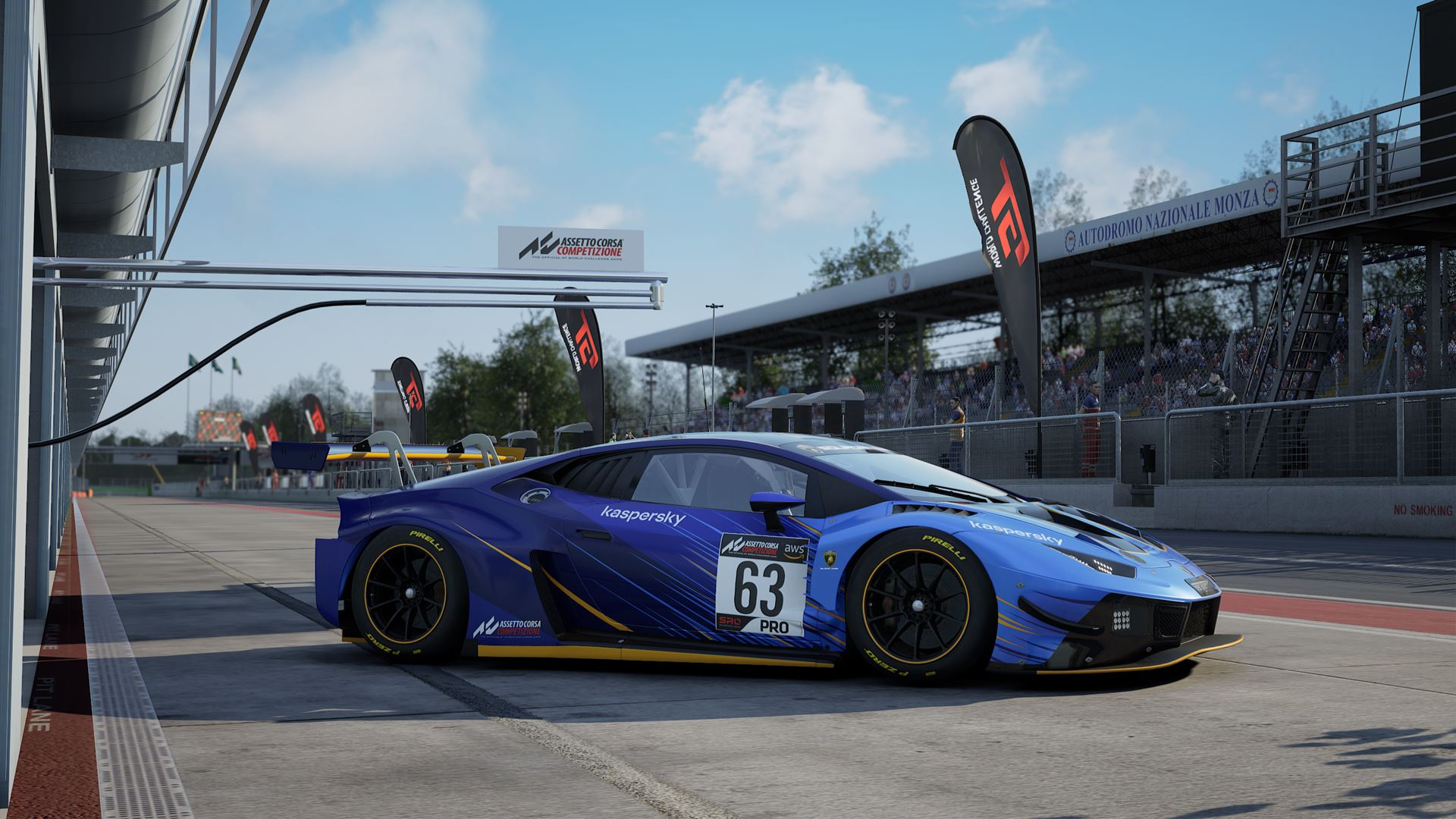 Lamborghini eSports announces second edition of The Real Race competition for sim racers around the world - Image 6