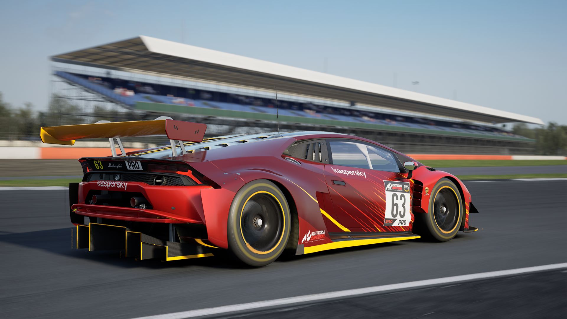 Lamborghini eSports announces second edition of The Real Race competition for sim racers around the world - Image 5