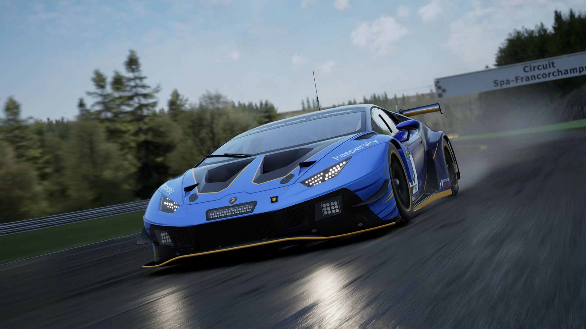 Lamborghini eSports announces second edition of The Real Race competition for sim racers around the world - Image 4