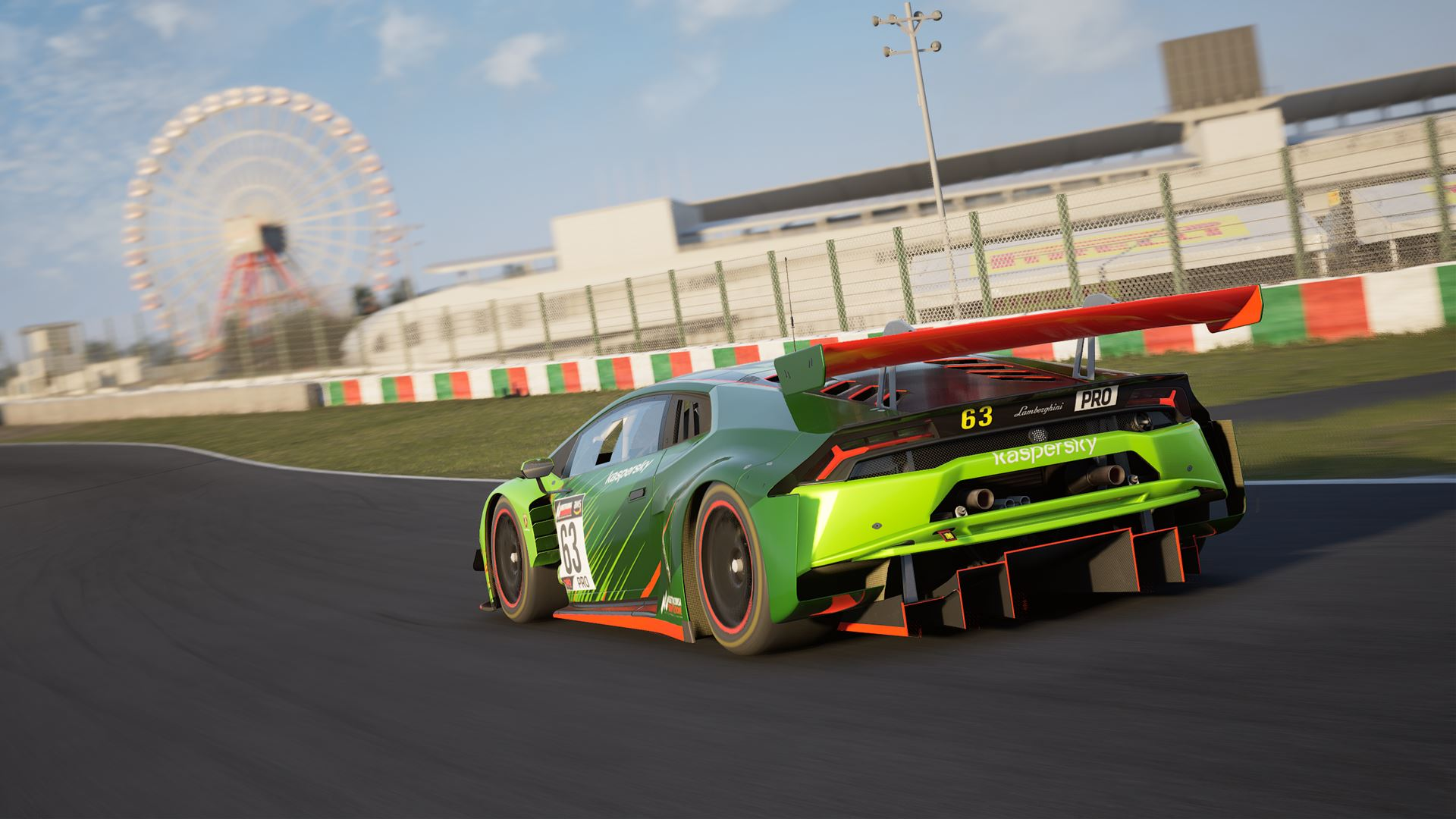 Lamborghini eSports announces second edition of The Real Race competition for sim racers around the world - Image 3
