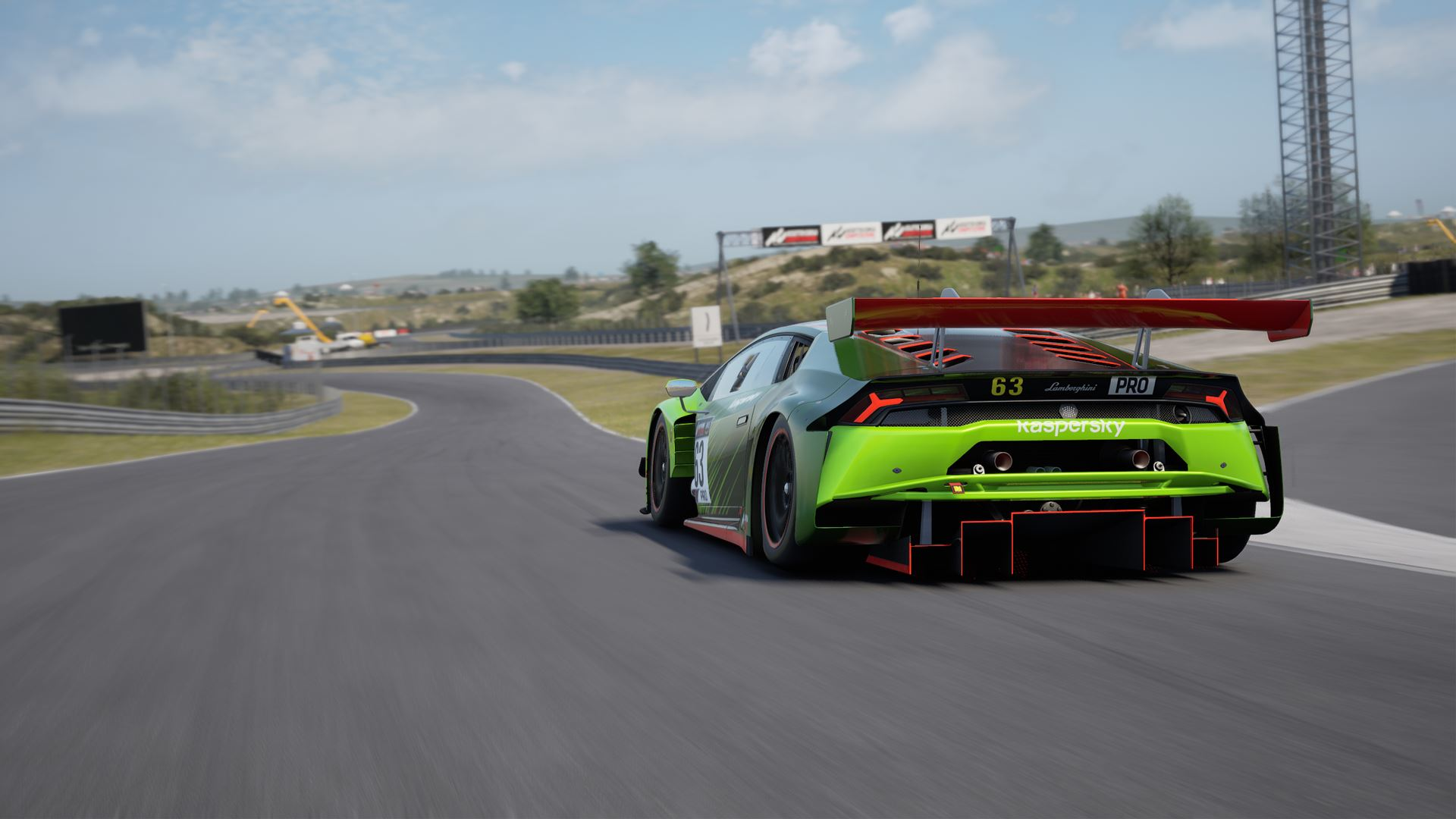 Lamborghini eSports announces second edition of The Real Race competition for sim racers around the world - Image 1