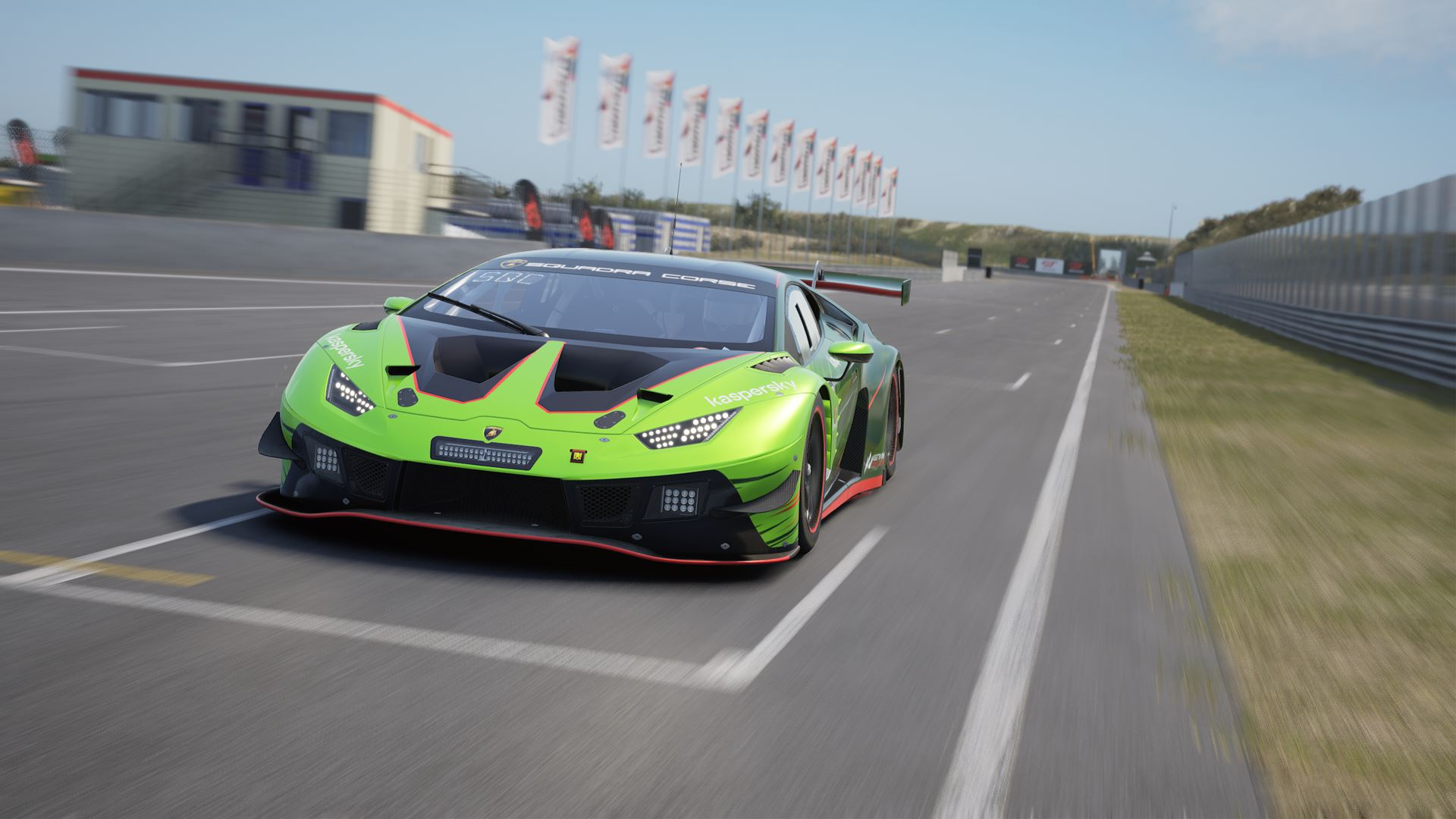 Lamborghini eSports announces second edition of The Real Race competition for sim racers around the world - Image 2