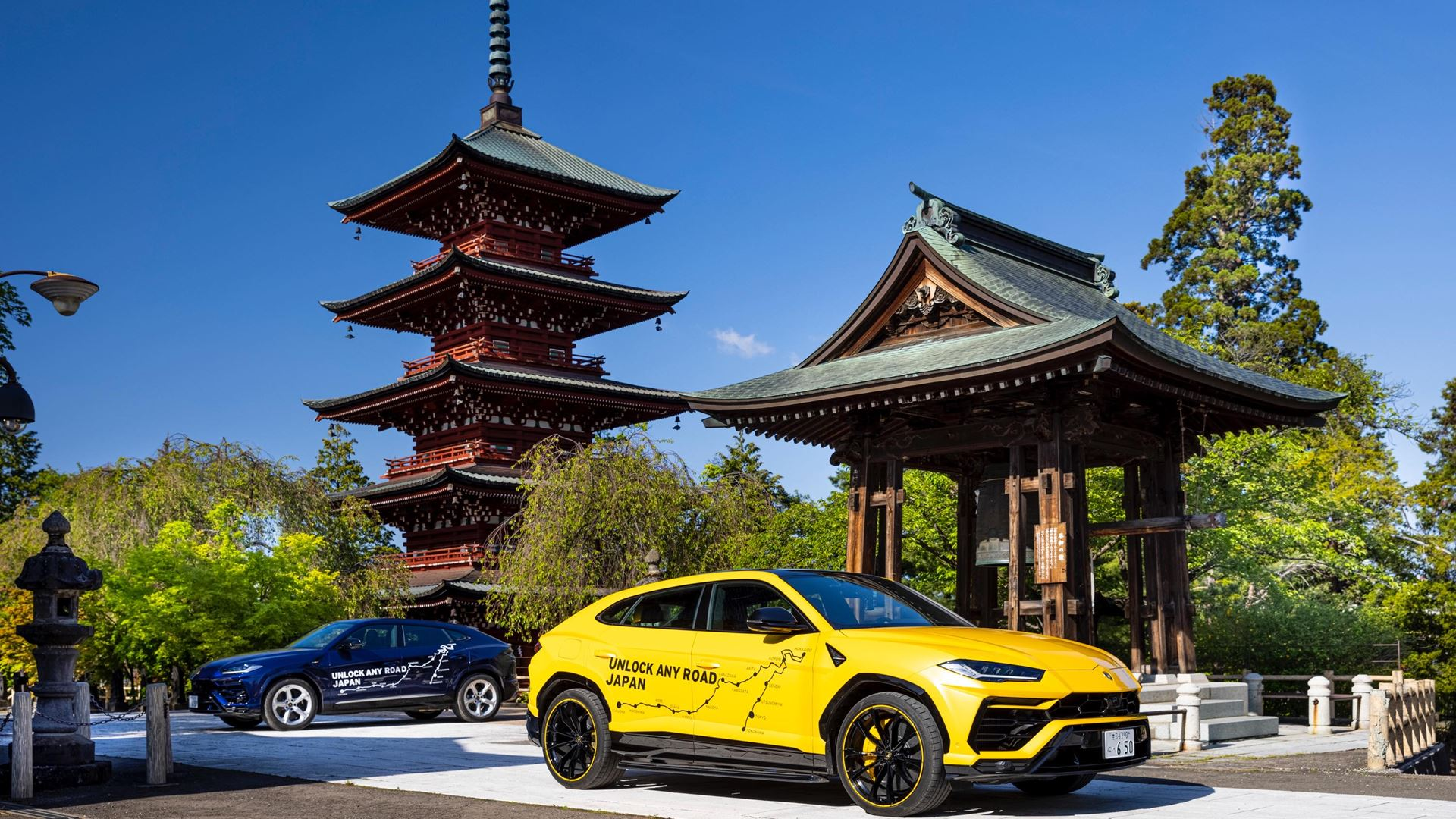 """""""UNLOCK ANY ROAD JAPAN"""" Urus expedition over 6.500 Km across Japan - Image 8"""