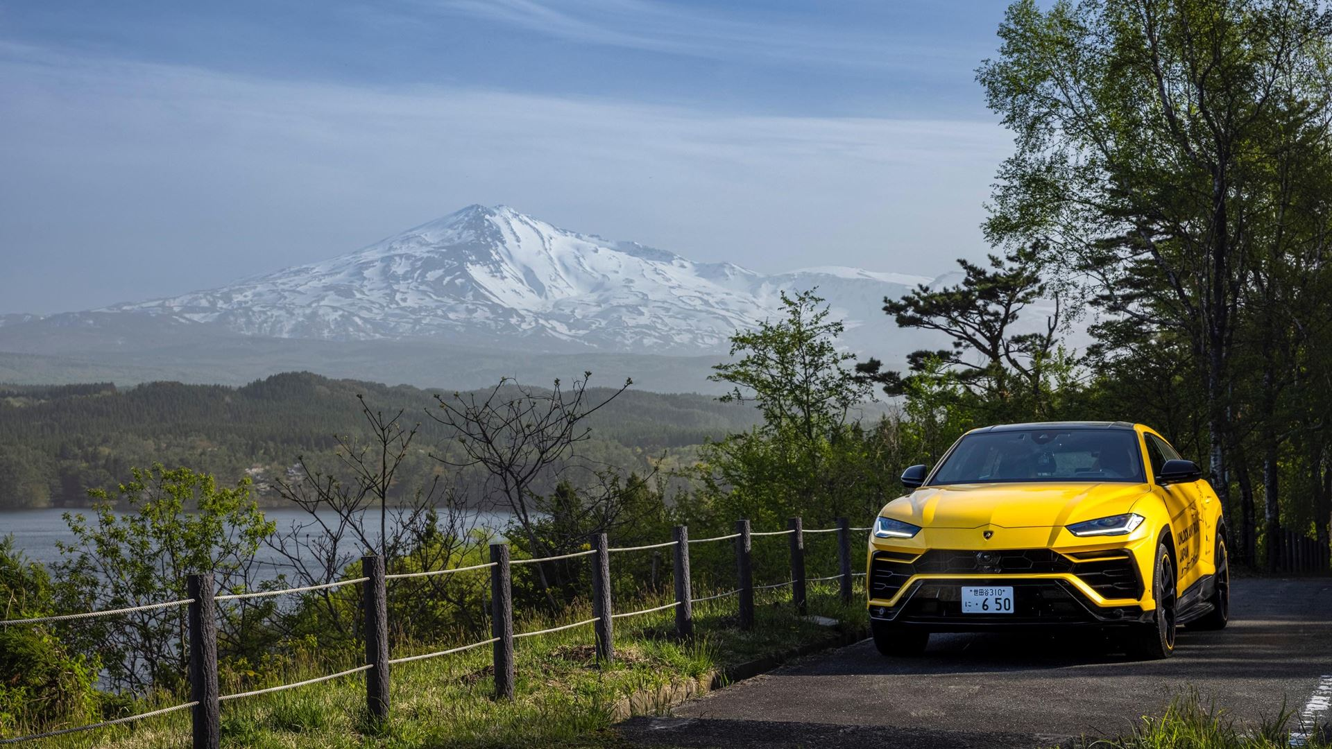 """""""UNLOCK ANY ROAD JAPAN"""" Urus expedition over 6.500 Km across Japan - Image 4"""