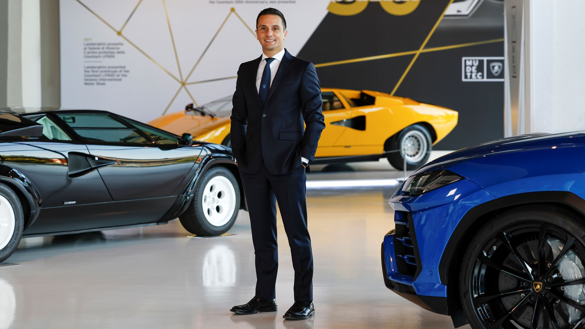 Paolo Gabrielli new Chief Procurement Officer at Automobili Lamborghini - Image 1