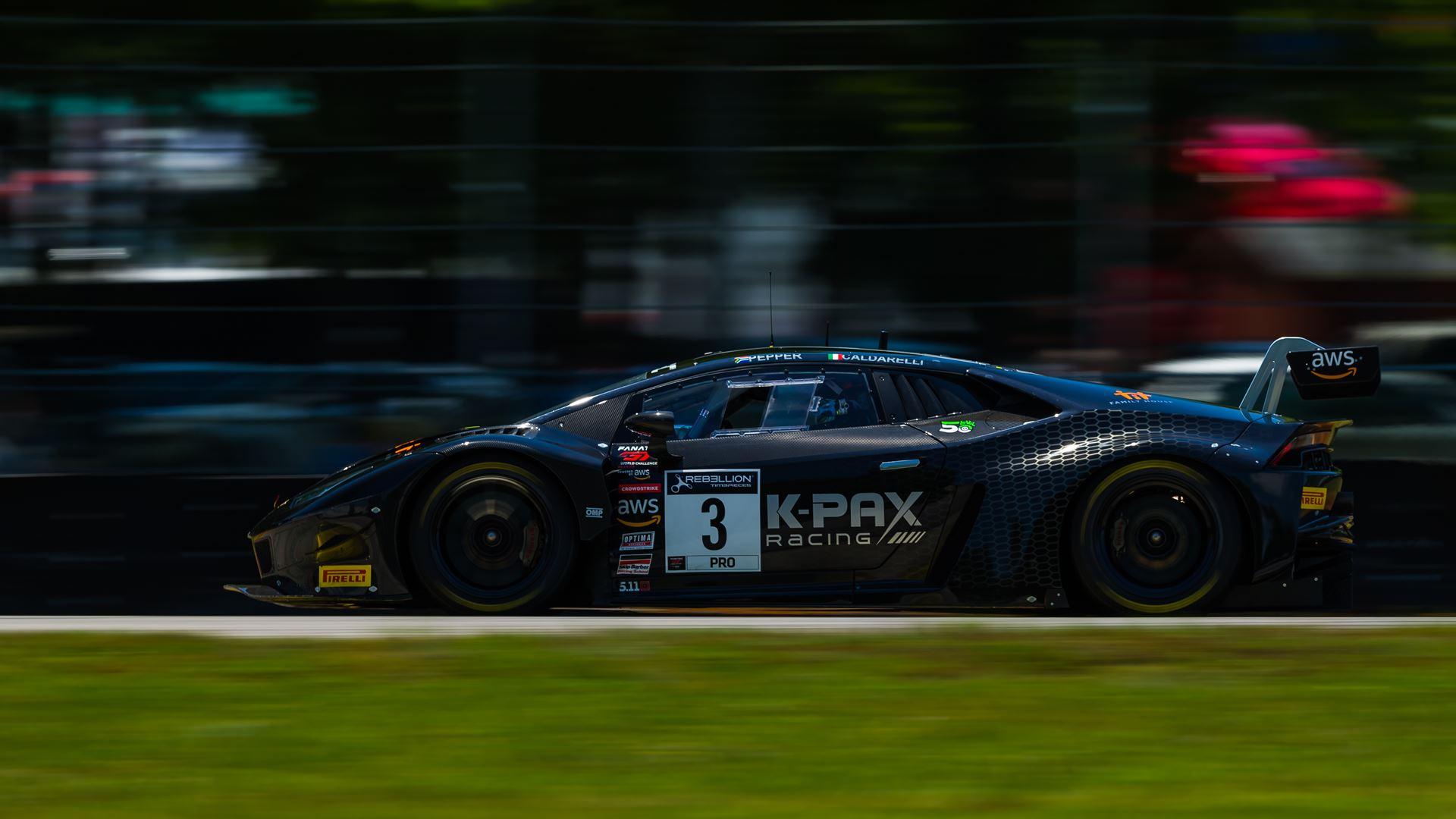 Lamborghini makes history with 100th GT3 victory thanks to another GT World Challenge America success - Image 8