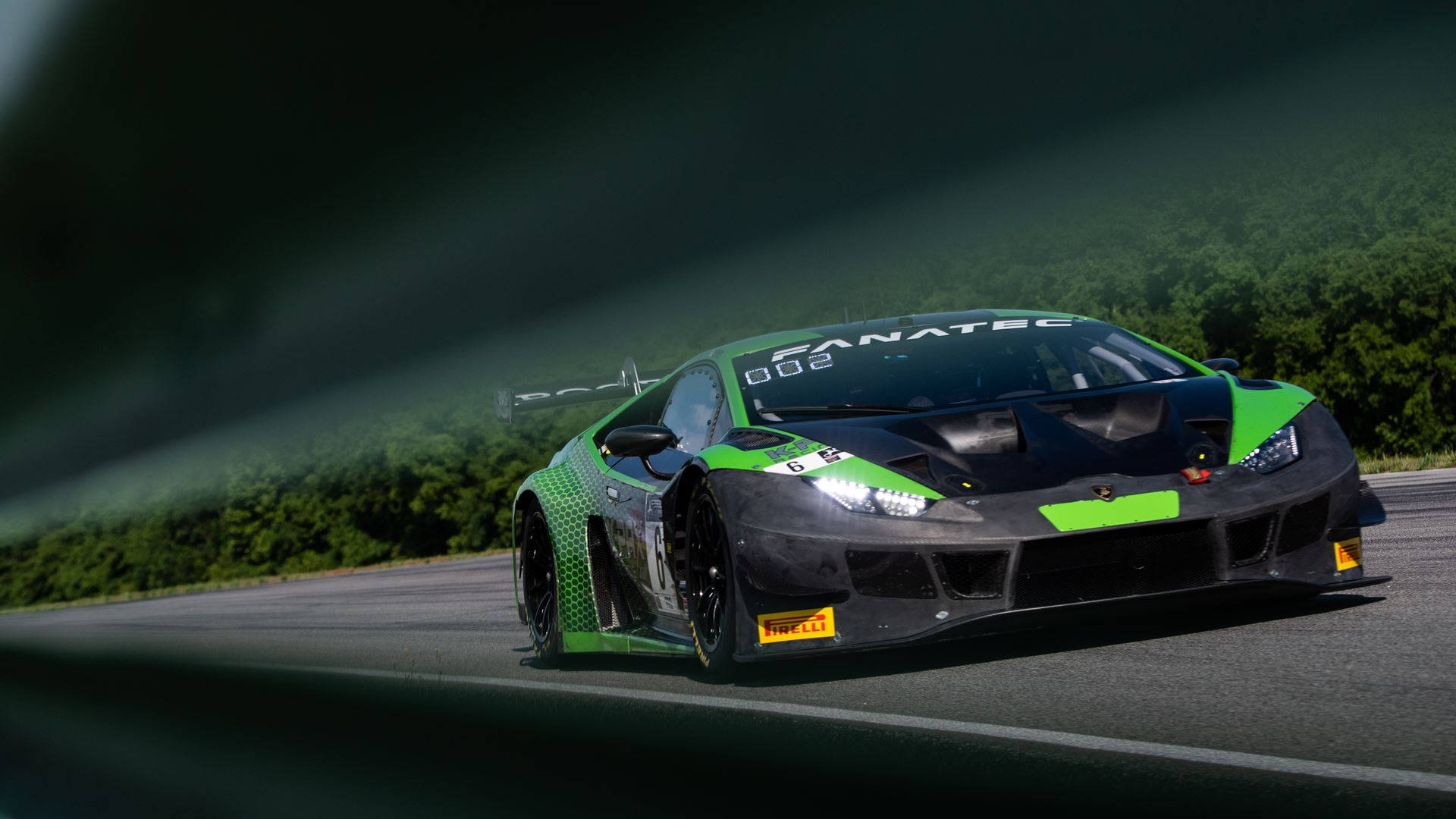 Lamborghini makes history with 100th GT3 victory thanks to another GT World Challenge America success - Image 3