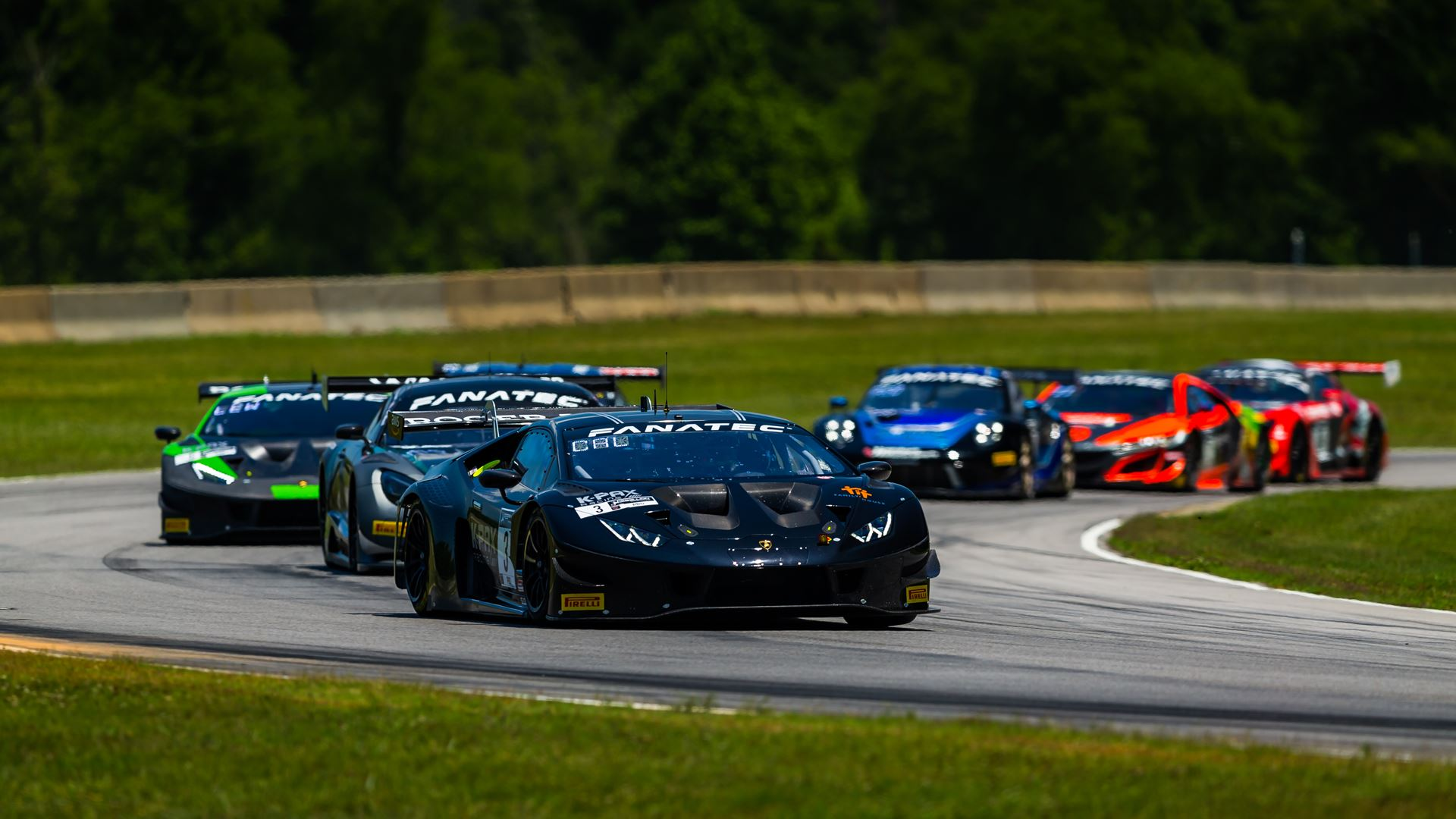 Lamborghini makes history with 100th GT3 victory thanks to another GT World Challenge America success - Image 1