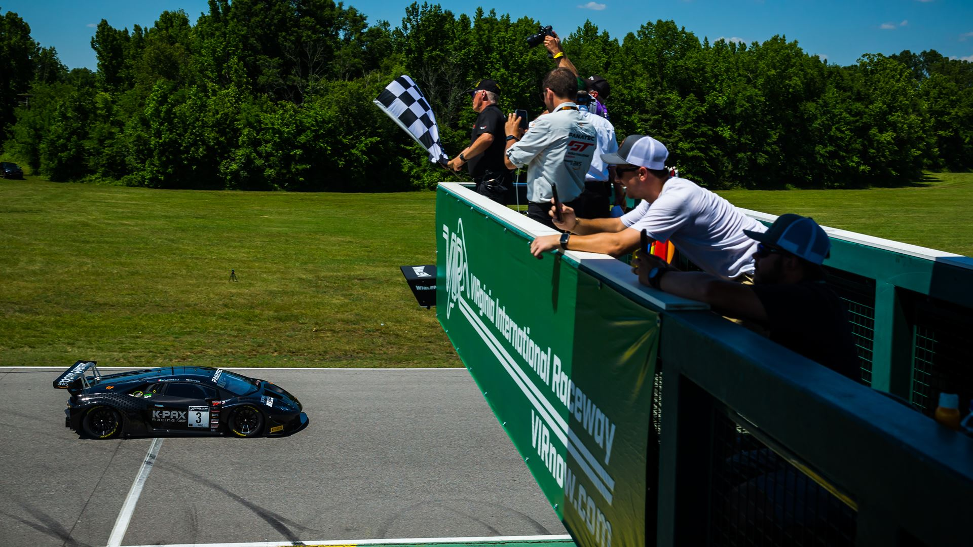Lamborghini makes history with 100th GT3 victory thanks to another GT World Challenge America success - Image 7
