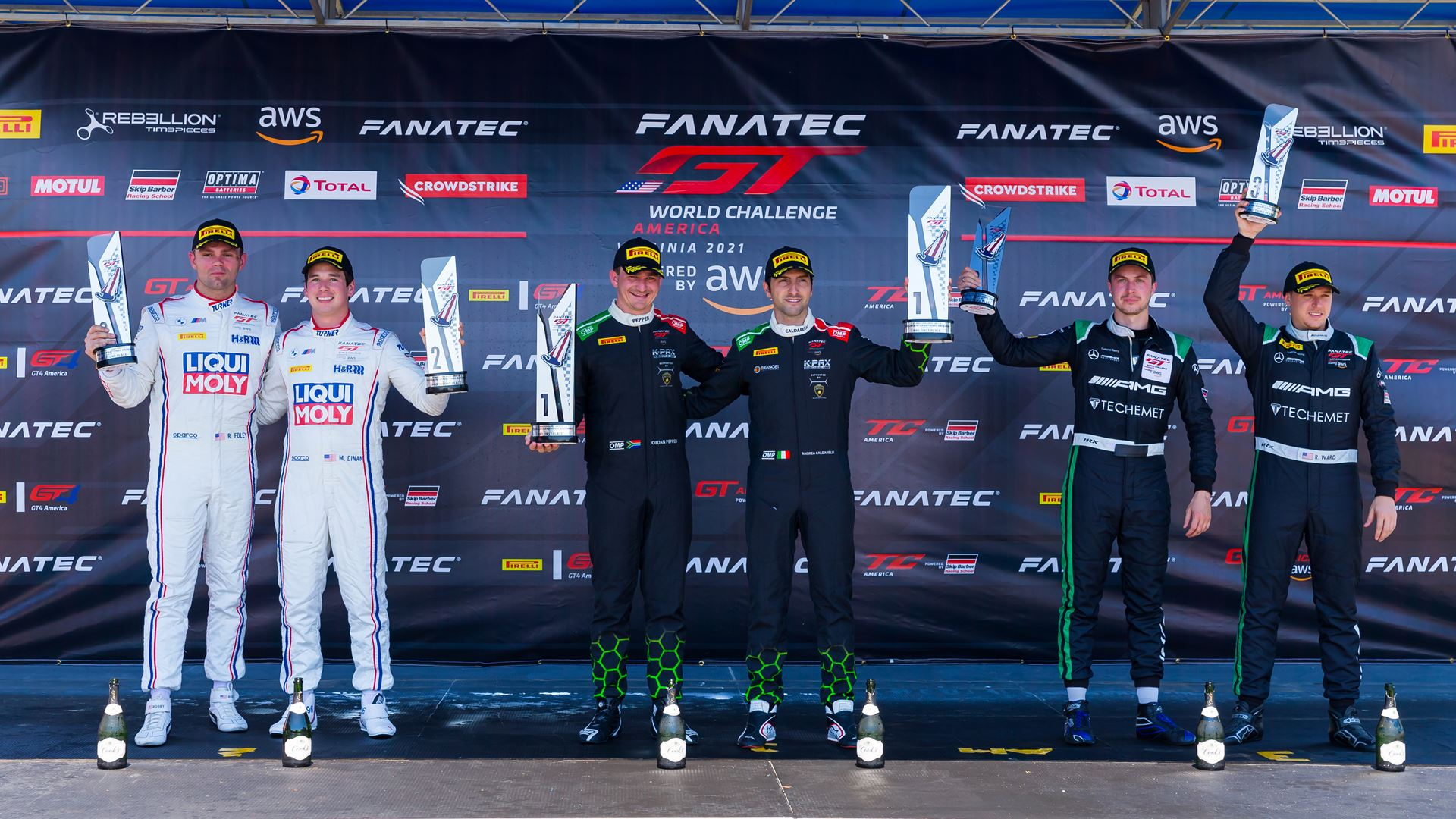 Lamborghini makes history with 100th GT3 victory thanks to another GT World Challenge America success - Image 6