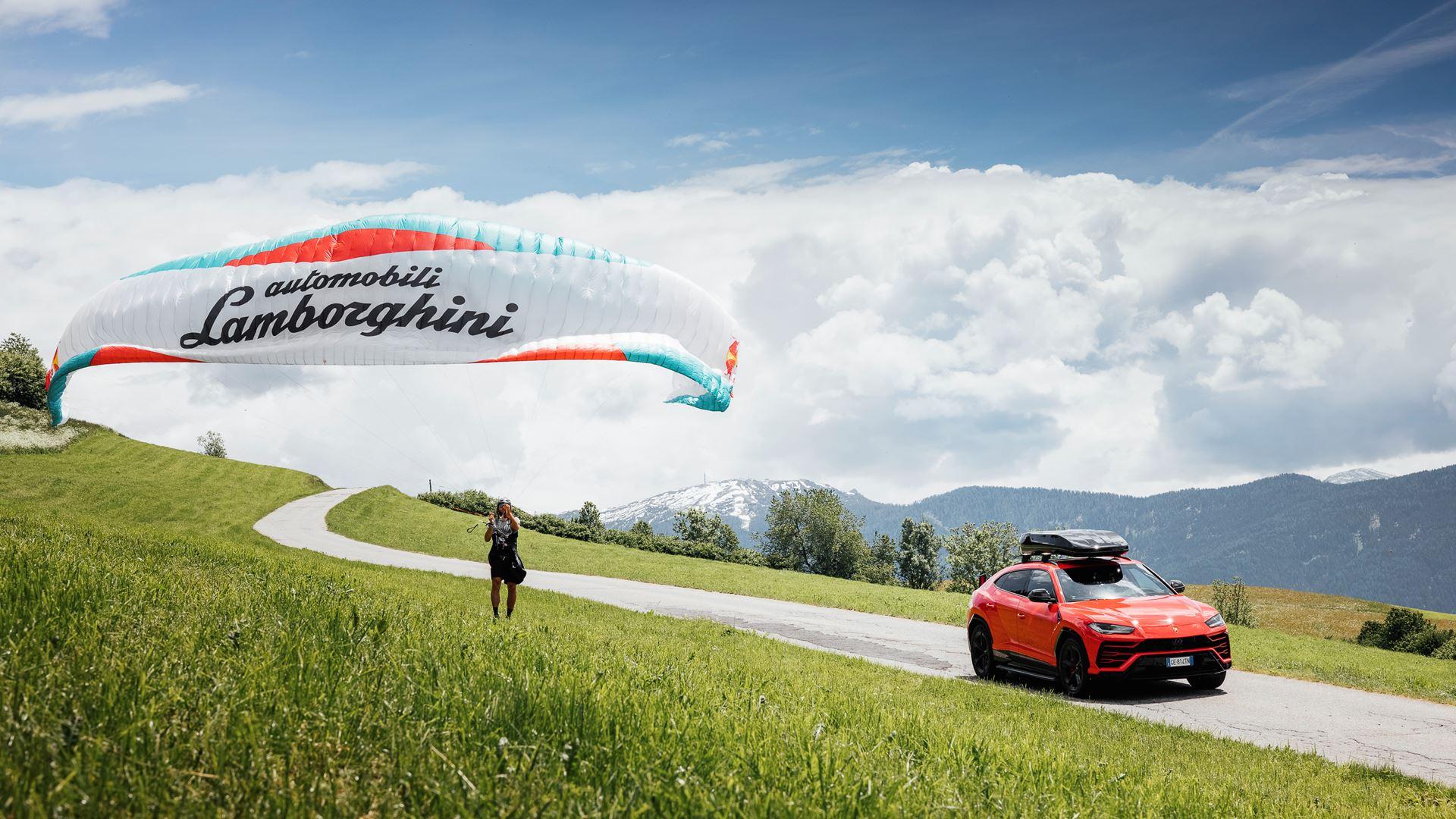 Lamborghini Urus and Aaron Durogati together for an extraordinary feat - Image 8