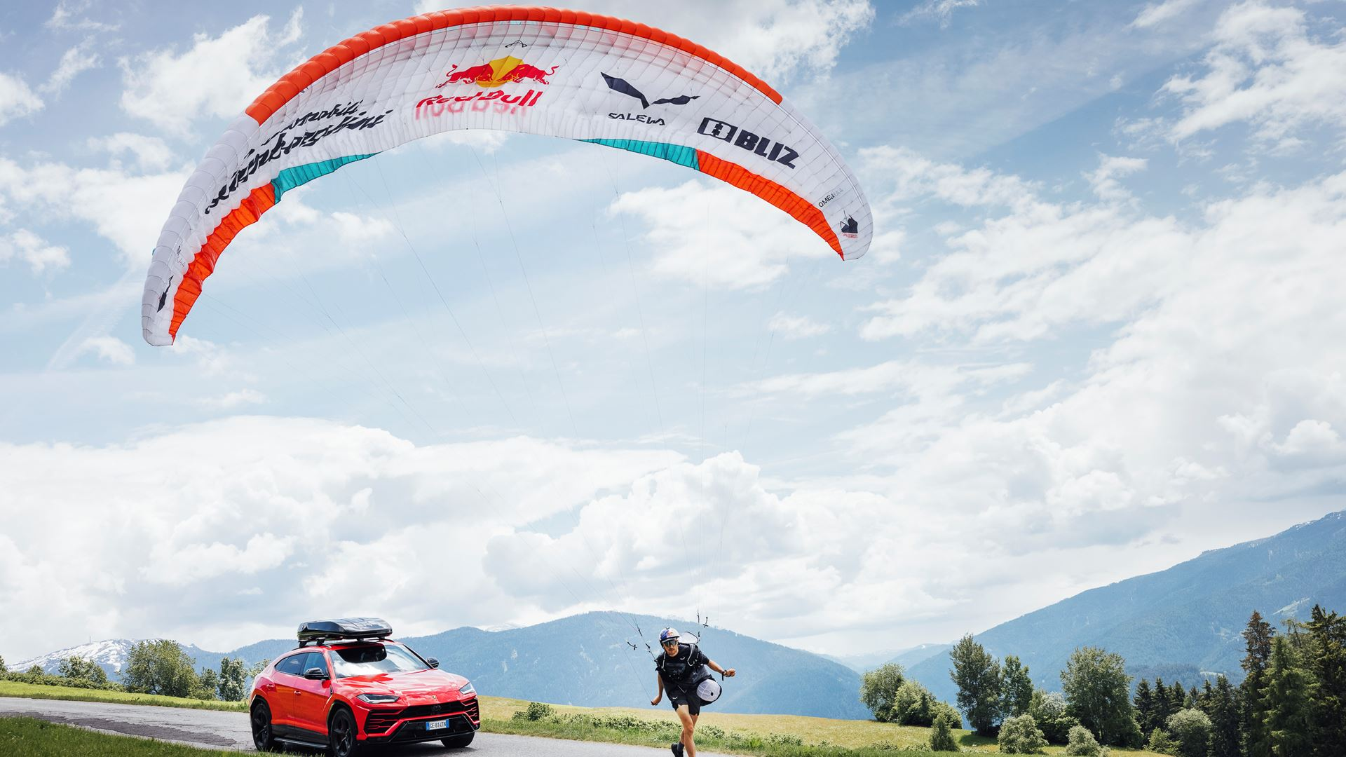 Lamborghini Urus and Aaron Durogati together for an extraordinary feat - Image 4