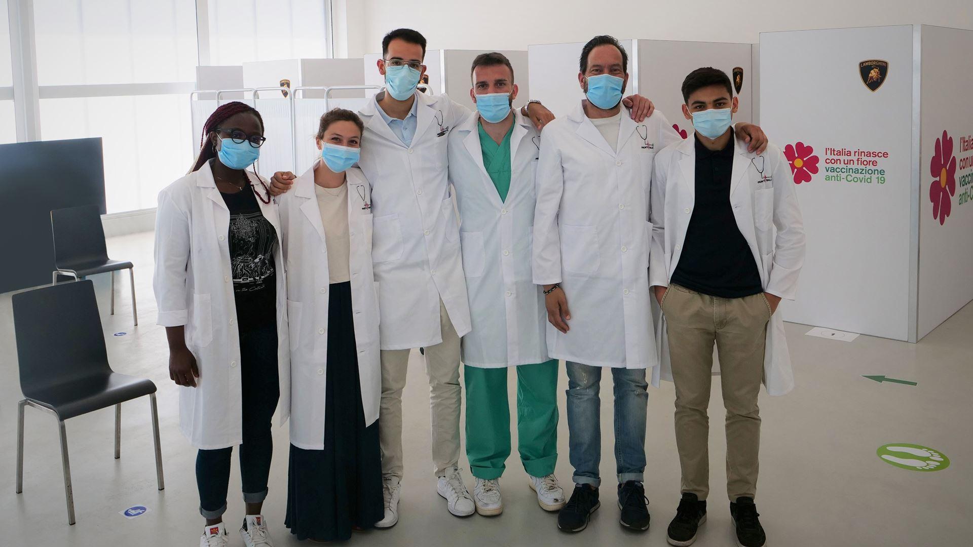 Automobili Lamborghini opens the company vaccination centre - All employees vaccinated in three day - Image 2