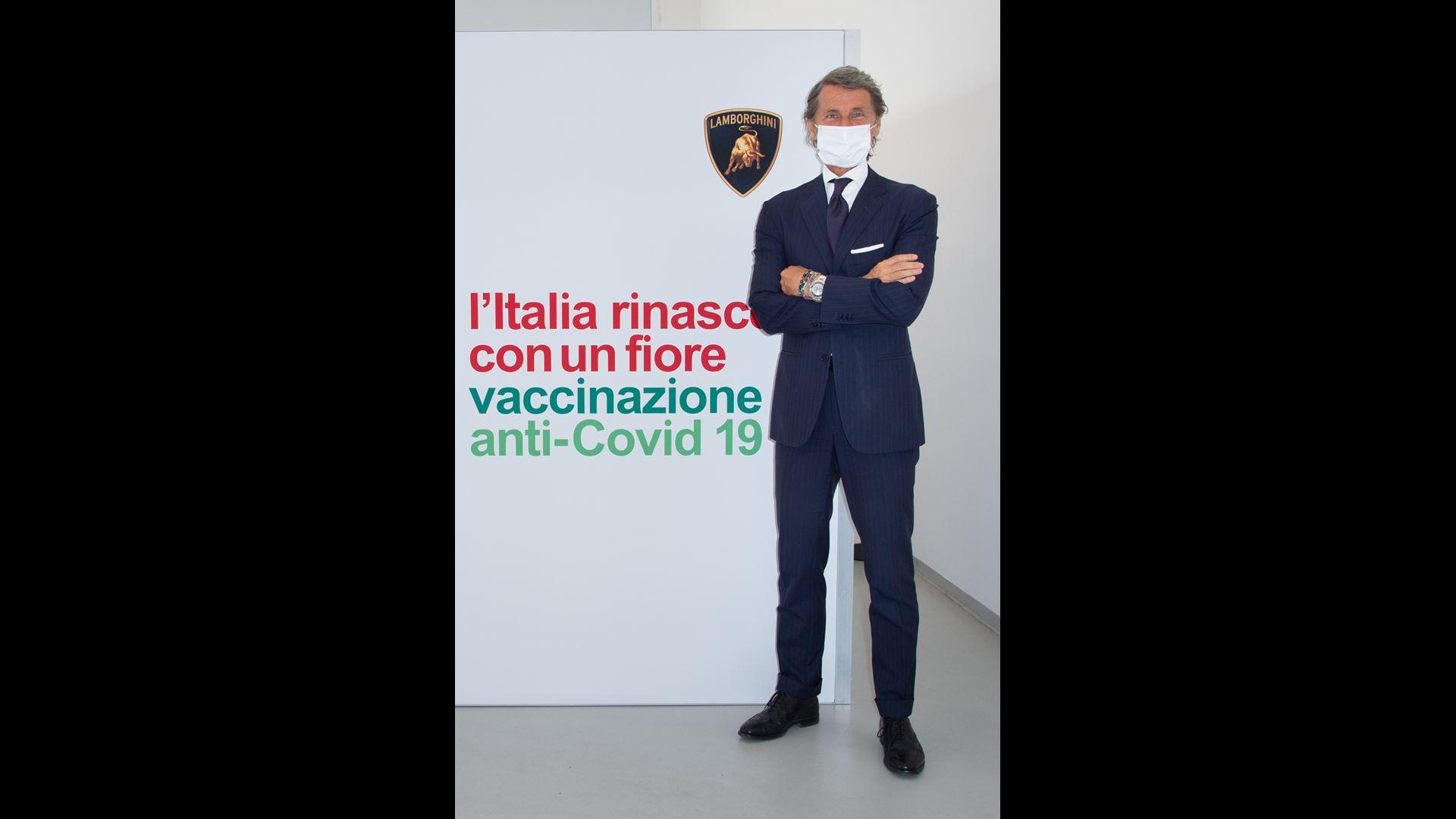 Automobili Lamborghini opens the company vaccination centre - All employees vaccinated in three day - Image 3