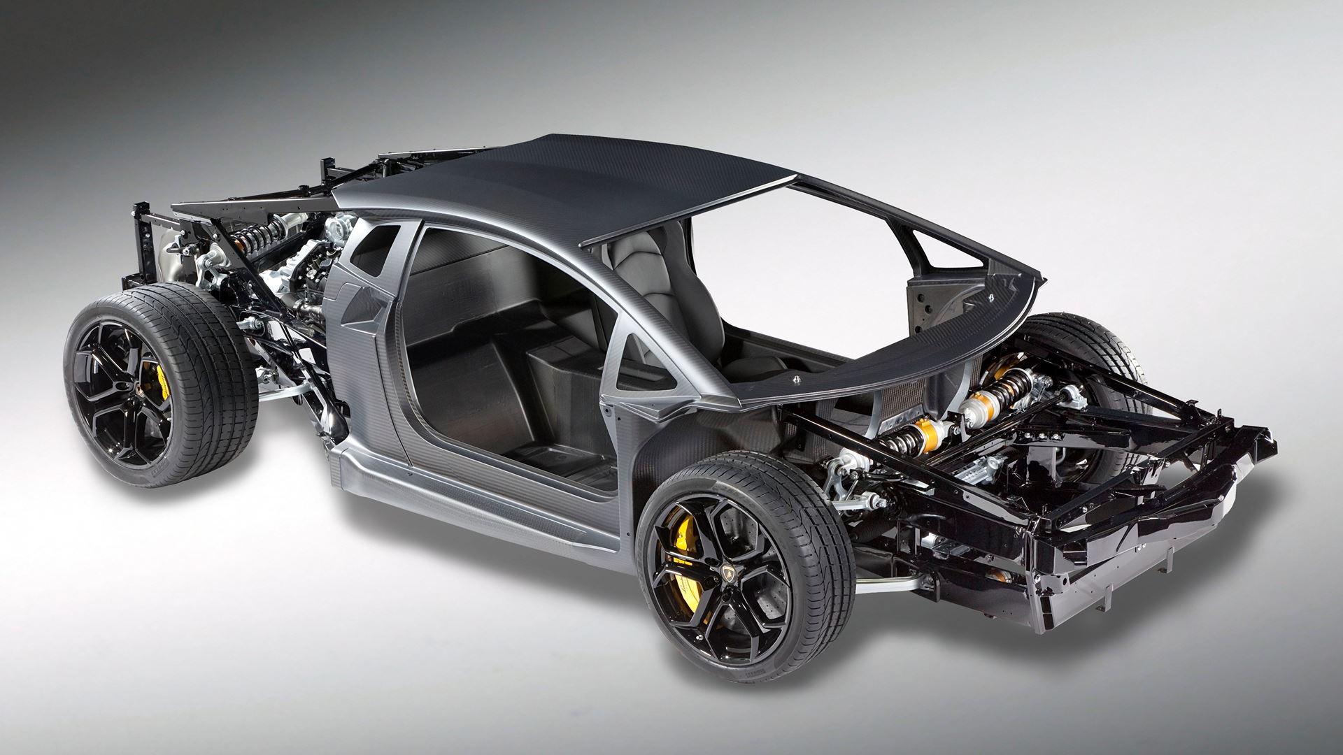 Lamborghini Aventador: 10 innovations in 10 years - Image 6