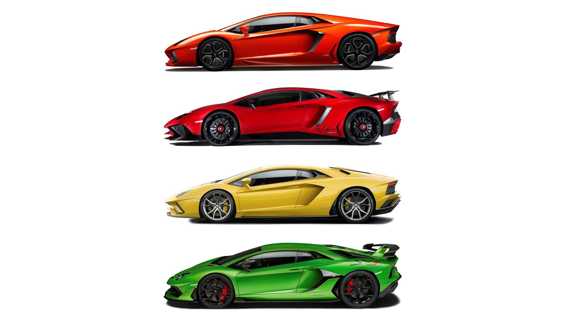 Lamborghini Aventador: 10 innovations in 10 years - Image 8