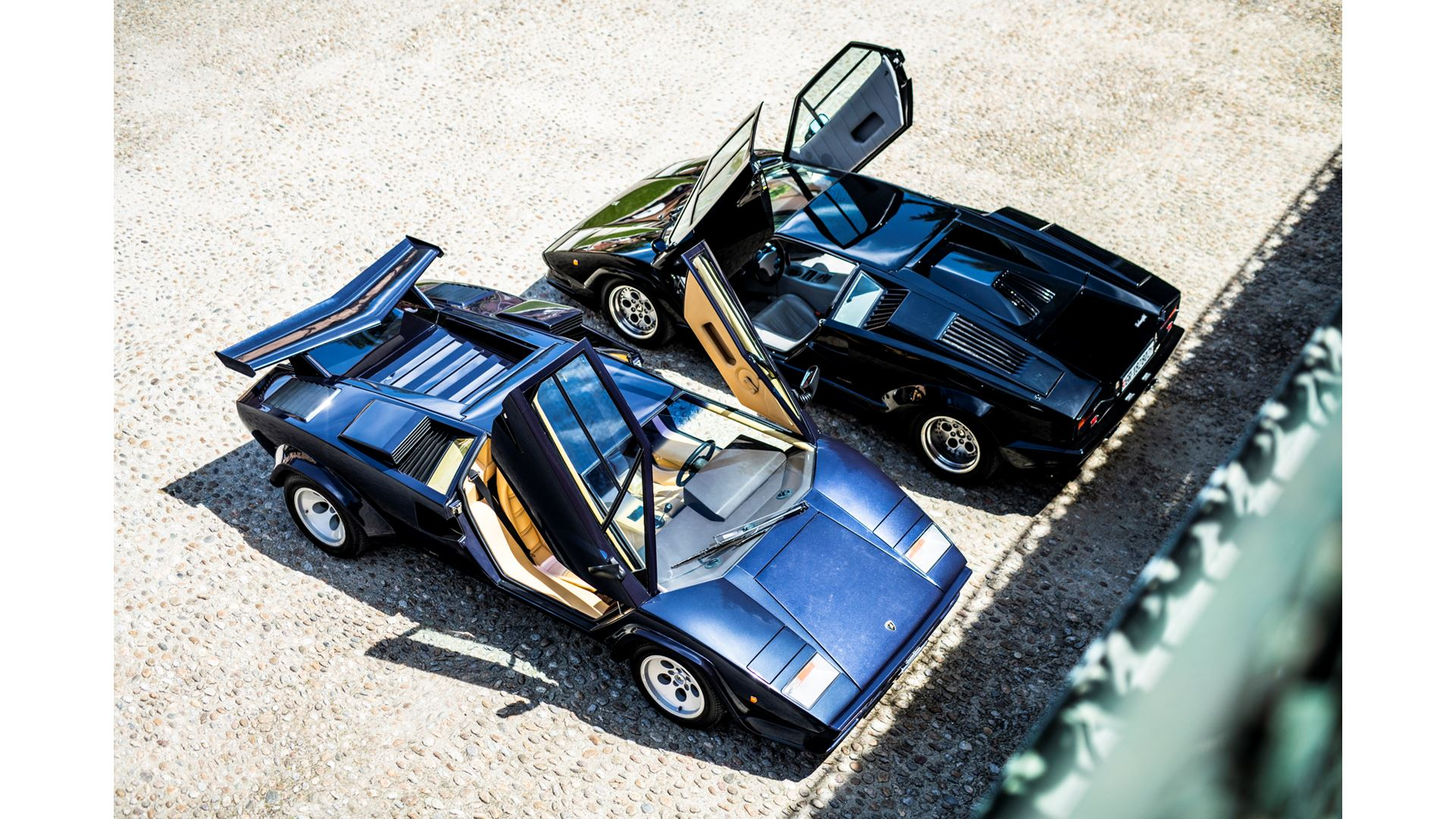 The legacy of the Lamborghini Countach in a video series. From the idea car, the LP 500 of 1971, to five generations spanning seventeen years - Image 7