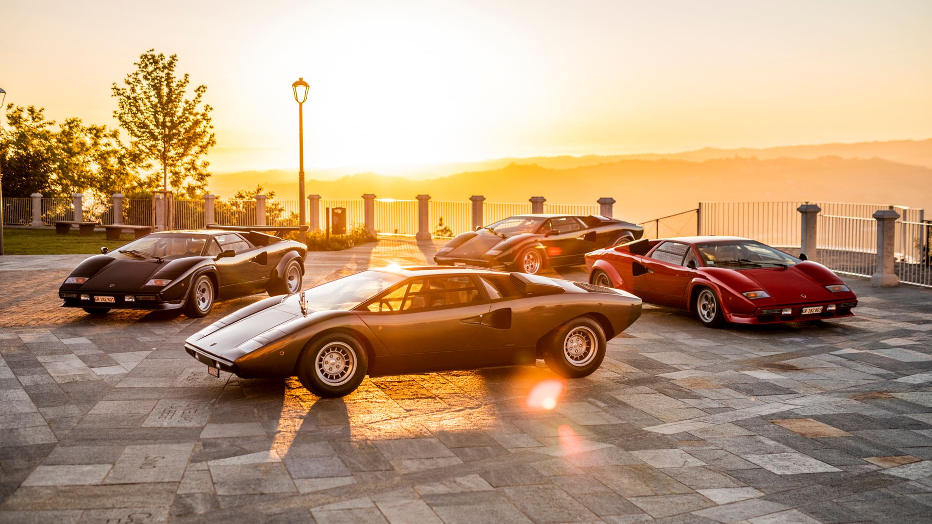The legacy of the Lamborghini Countach in a video series. From the idea car, the LP 500 of 1971, to five generations spanning seventeen years - Image 8