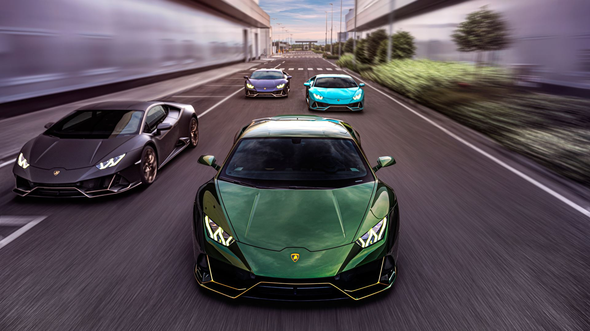 Lamborghini Mexico Commissions Special Edition Models To Commemorate 10 Years in the Region - Image 8