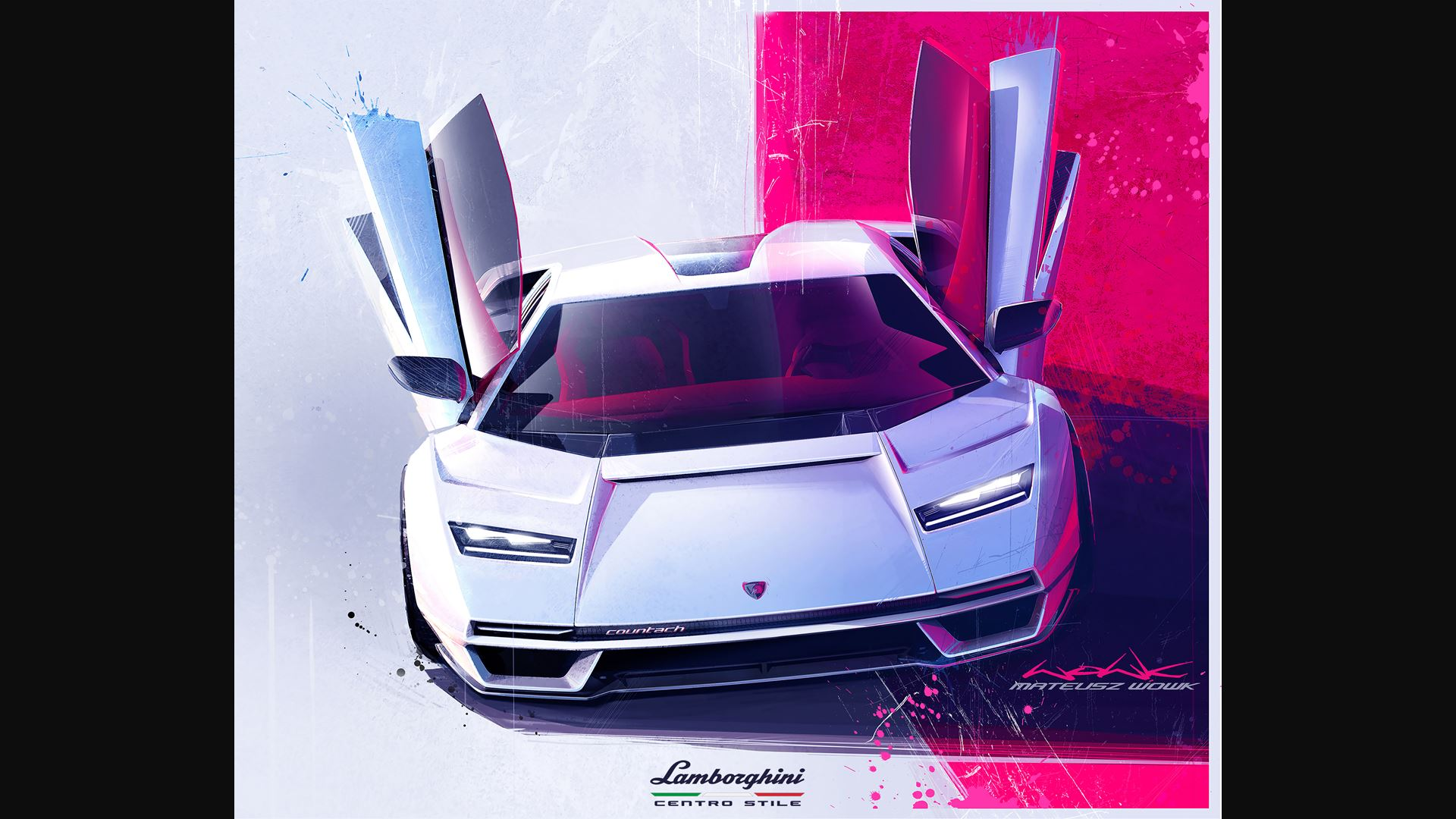 Lamborghini Countach LPI 800-4. A design and technology benchmark for modern super sports cars, reimagined for a new era: Our legacy to the future - Image 6