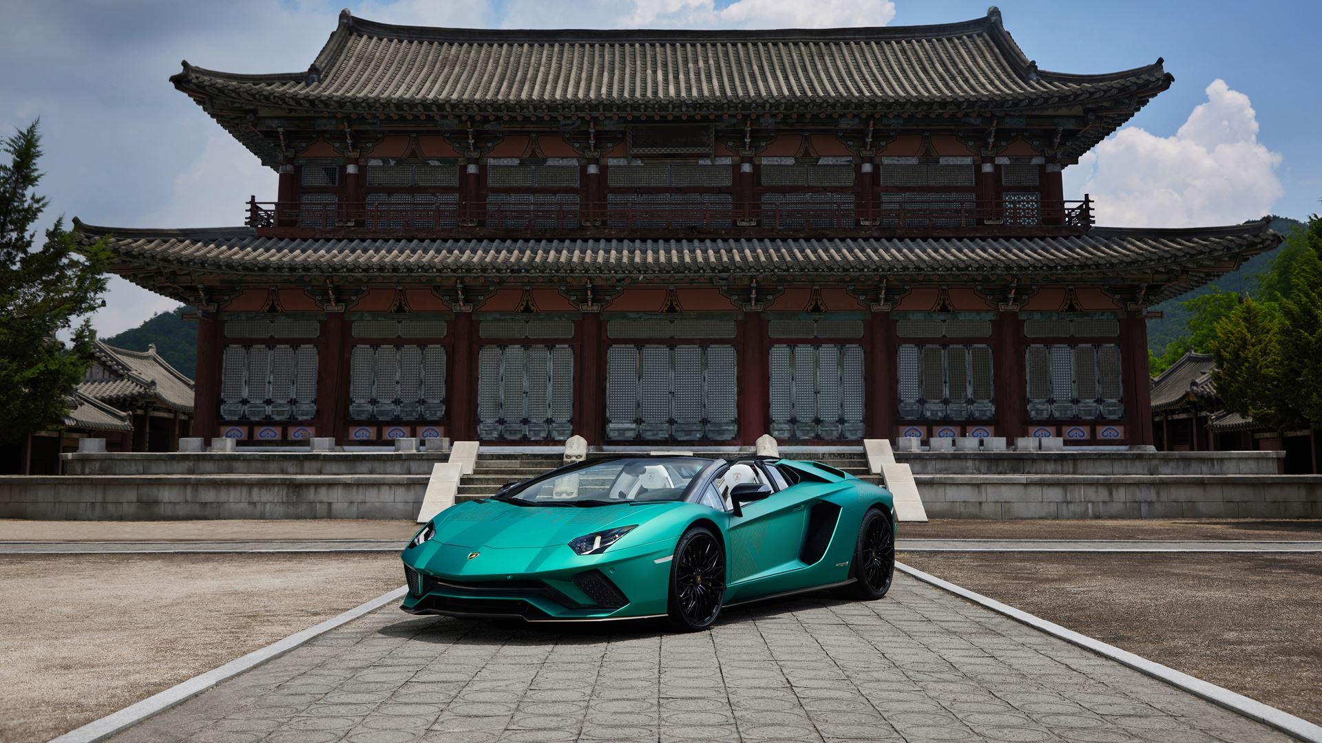 Lamborghini Seoul Unveils the Aventador S Roadster Korean Special Series - Image 8