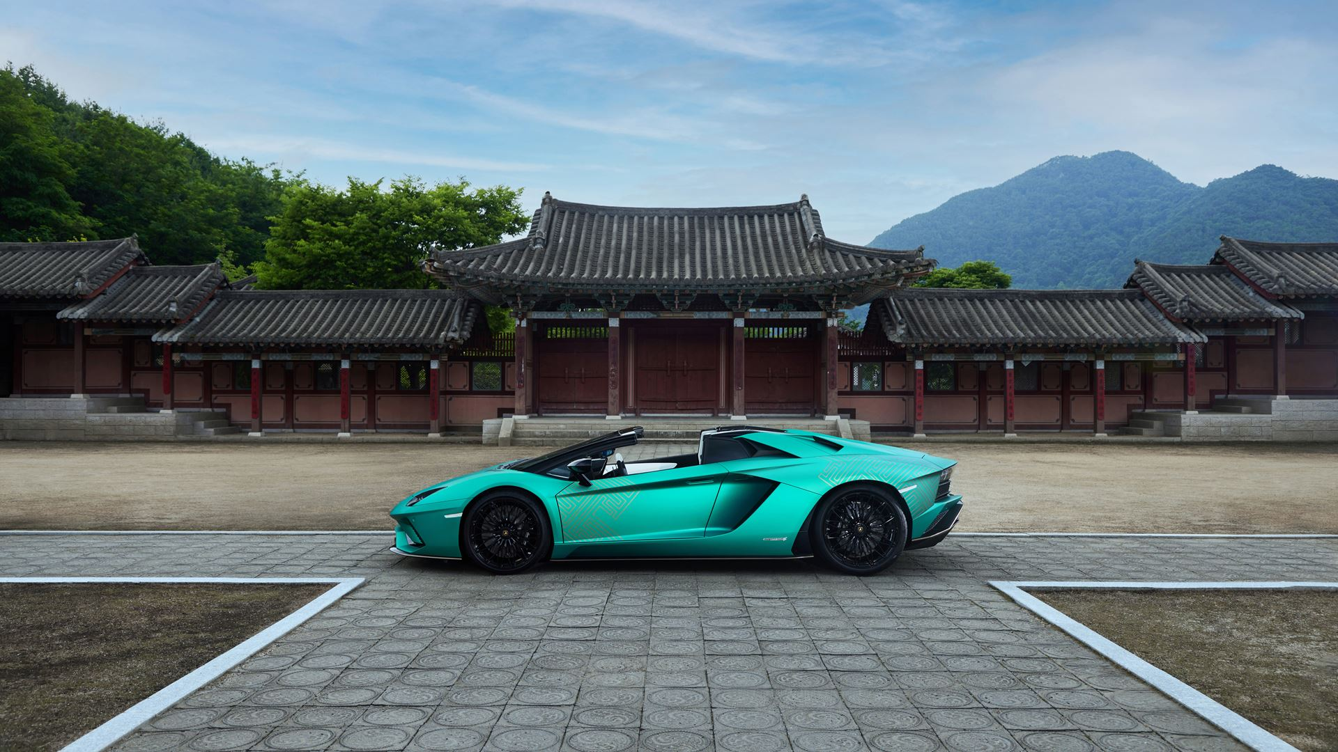 Lamborghini Seoul Unveils the Aventador S Roadster Korean Special Series - Image 6