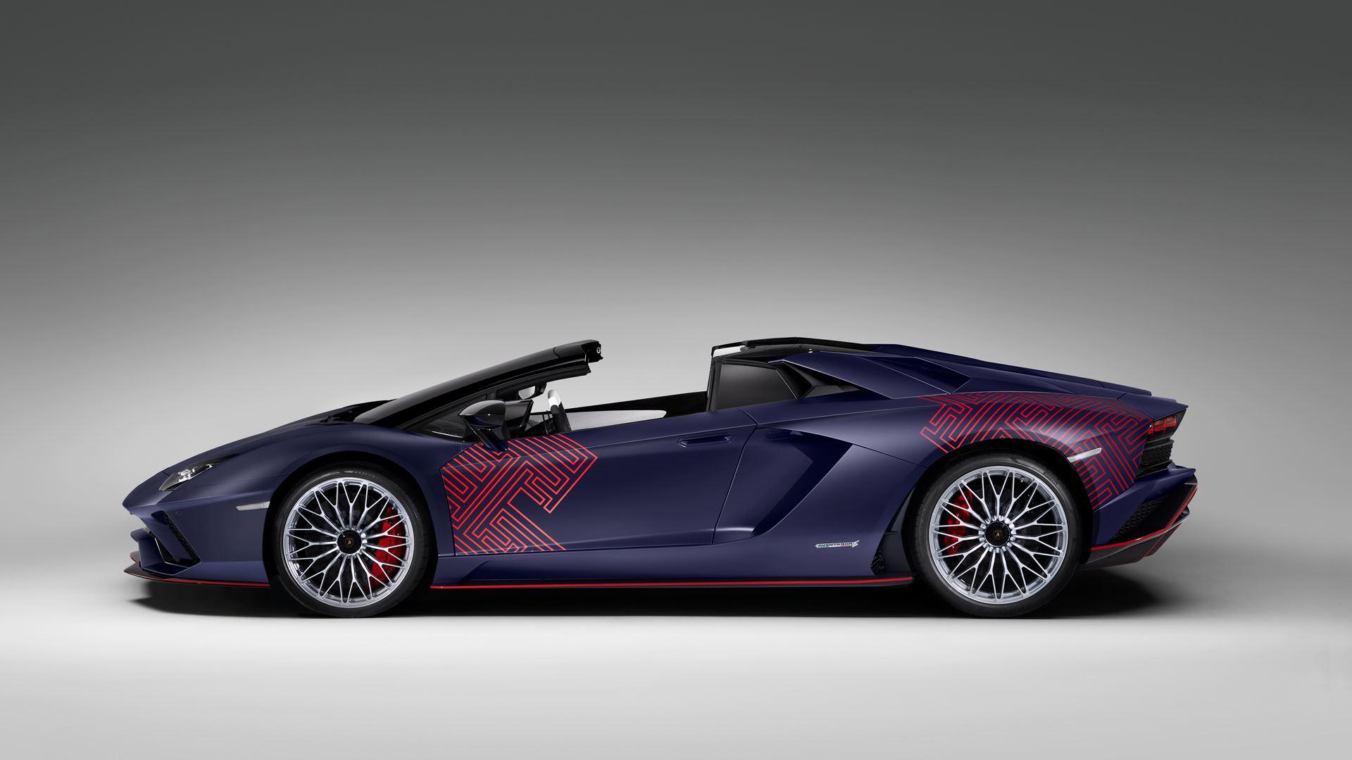 Lamborghini Seoul Unveils the Aventador S Roadster Korean Special Series - Image 3