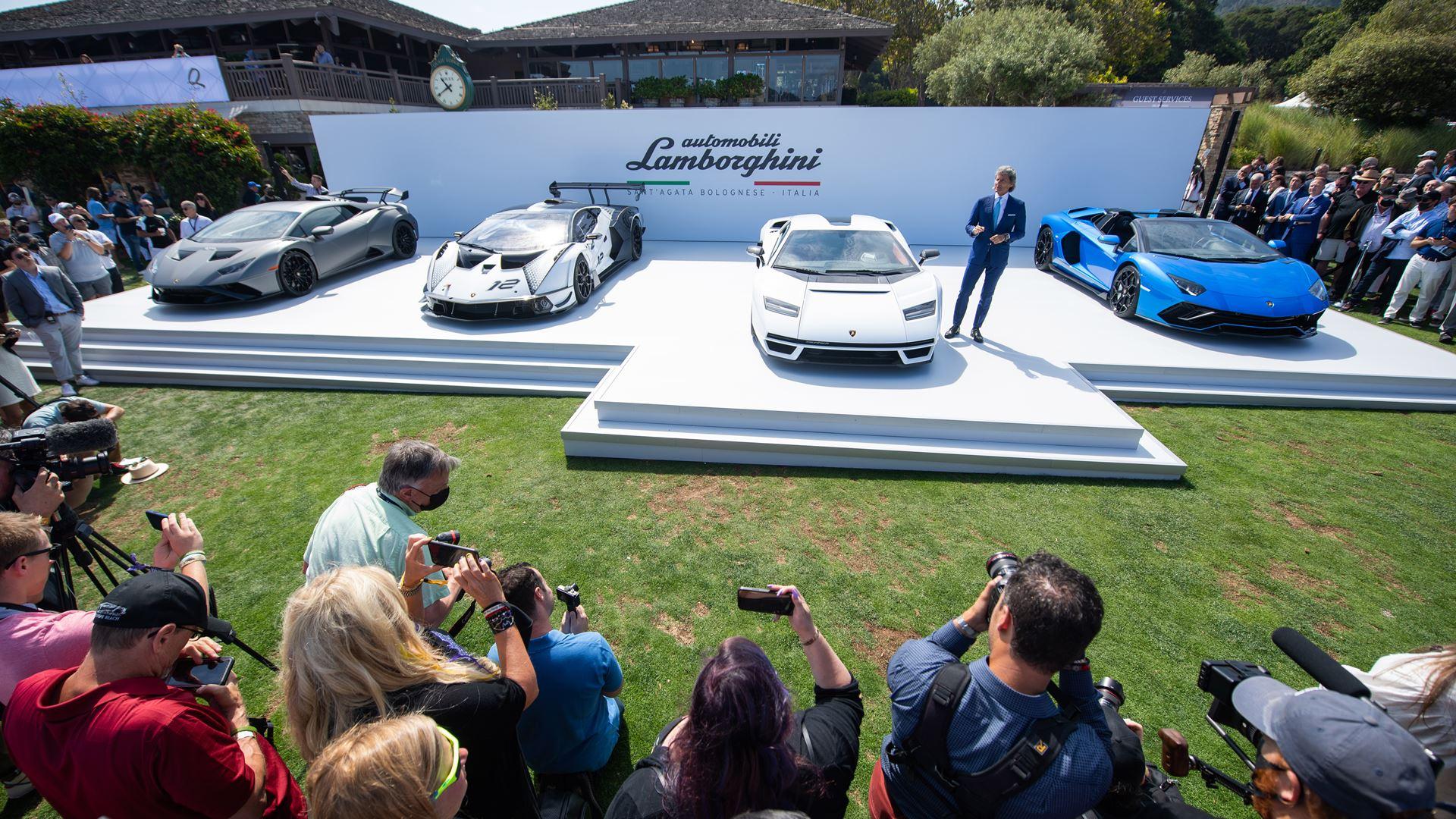 Lamborghini Kicks Off Monterey Car Week with Countach LPI 800-4 Global Debut at The Quail, A Motorsports Gathering - Image 8