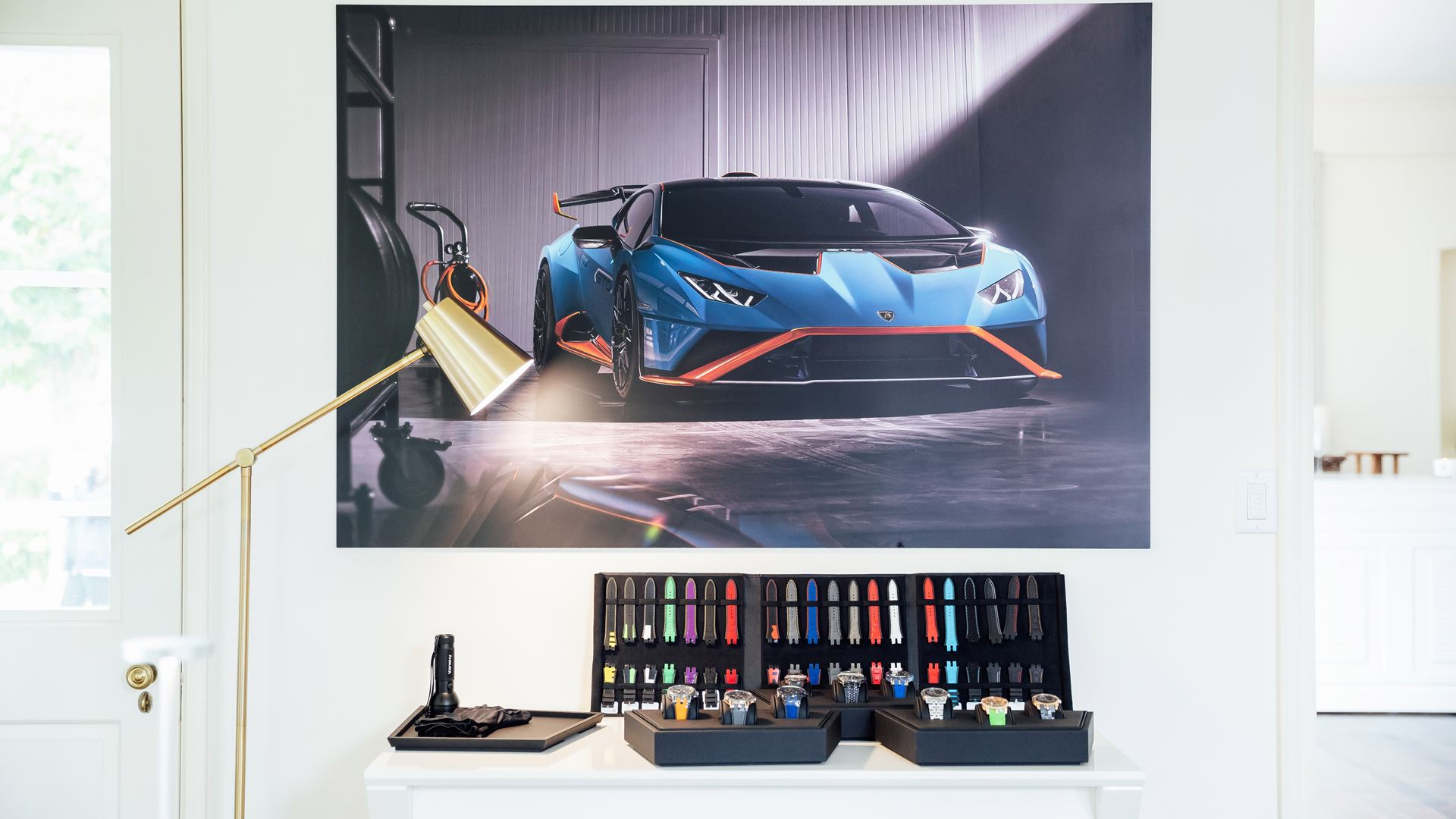 Lamborghini Opens Private Lounge During Monterey Car Week 2021 Showcasing the Brand's Ethos and Design DNA - Image 2