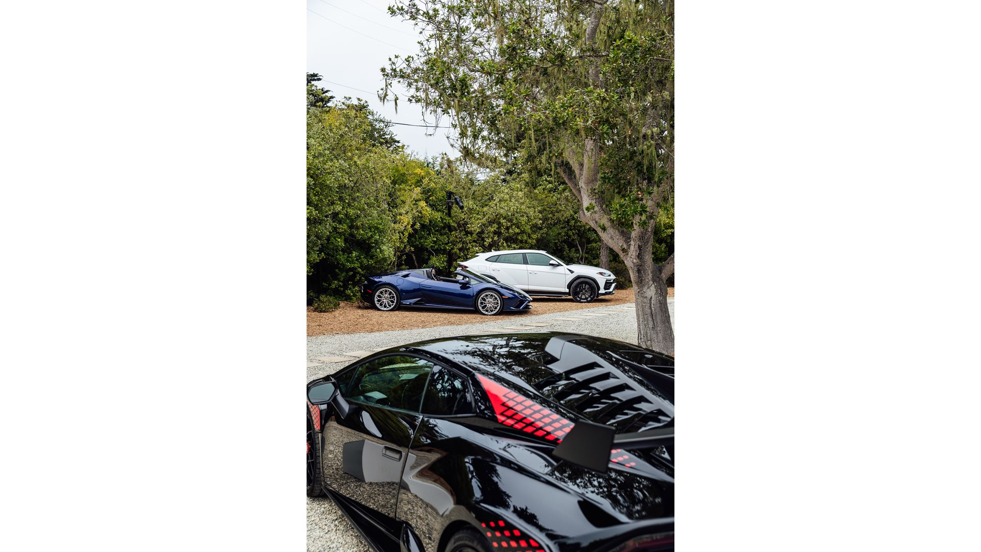Lamborghini Opens Private Lounge During Monterey Car Week 2021 Showcasing the Brand's Ethos and Design DNA - Image 1