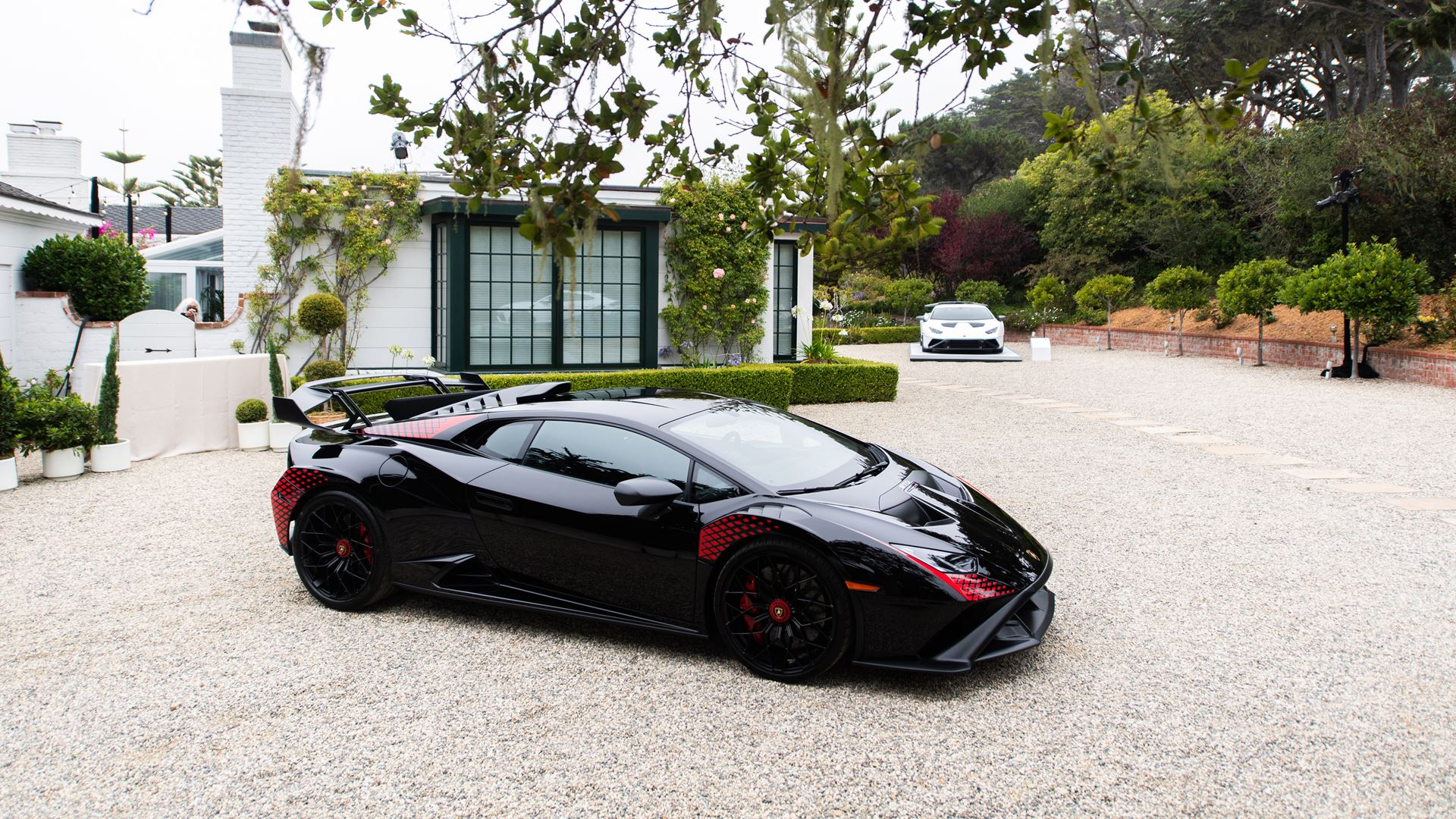 Lamborghini Opens Private Lounge During Monterey Car Week 2021 Showcasing the Brand's Ethos and Design DNA - Image 7