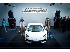 """Lamborghini Leusden –The Netherlands welcome new Lamborghini dealership"""