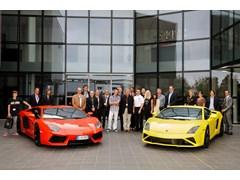 Visita Club Lamborghini