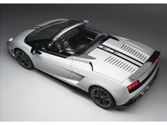 Lamborghini Gallardo LP 570-4 Spyder Performante: Less Weight, More Fascination