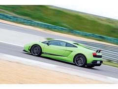 More power, less weight: Lamborghini Gallardo LP 570-4 Superleggera