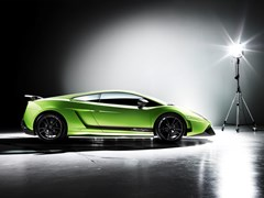 More power, less weight: Lamborghini Gallardo LP 570-4 Superleggera