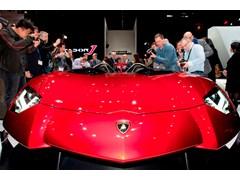 Lamborghini Aventador J Launched To Worldwide Acclaim